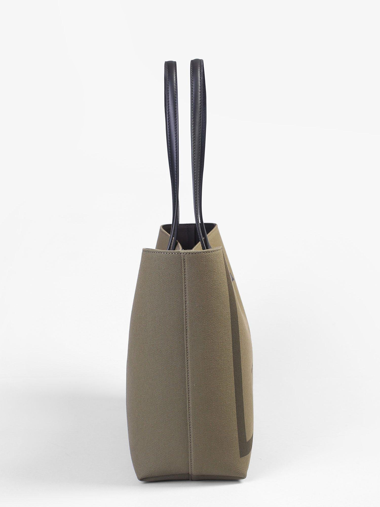Tom Ford Cotton Canvas Tote Bag