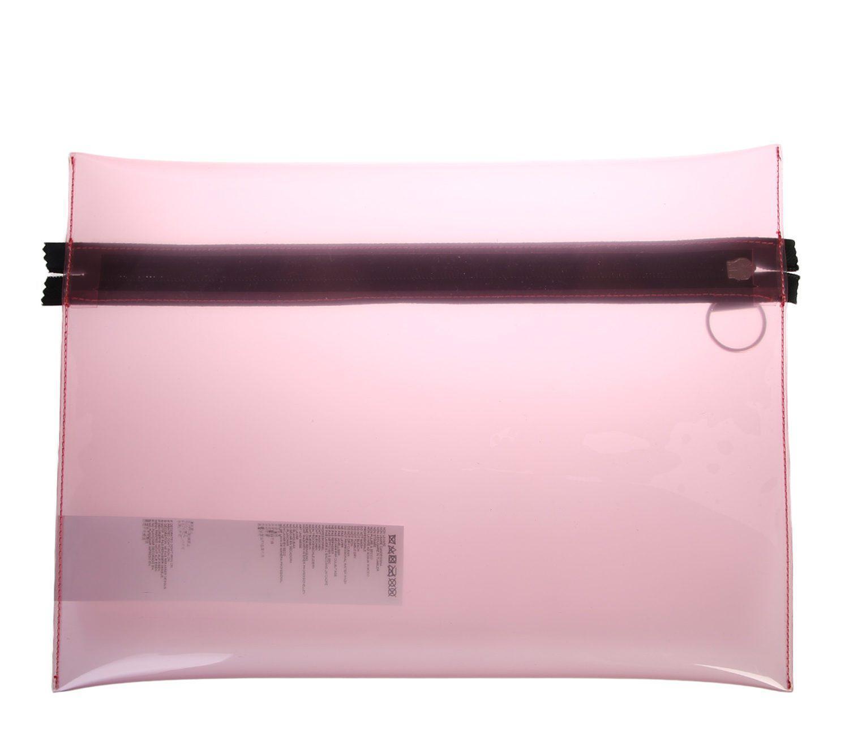 Sale Latest Enjoy Cheap Online metallic envelope clutch bag - Pink & Purple Maison Martin Margiela jrWinxwxO
