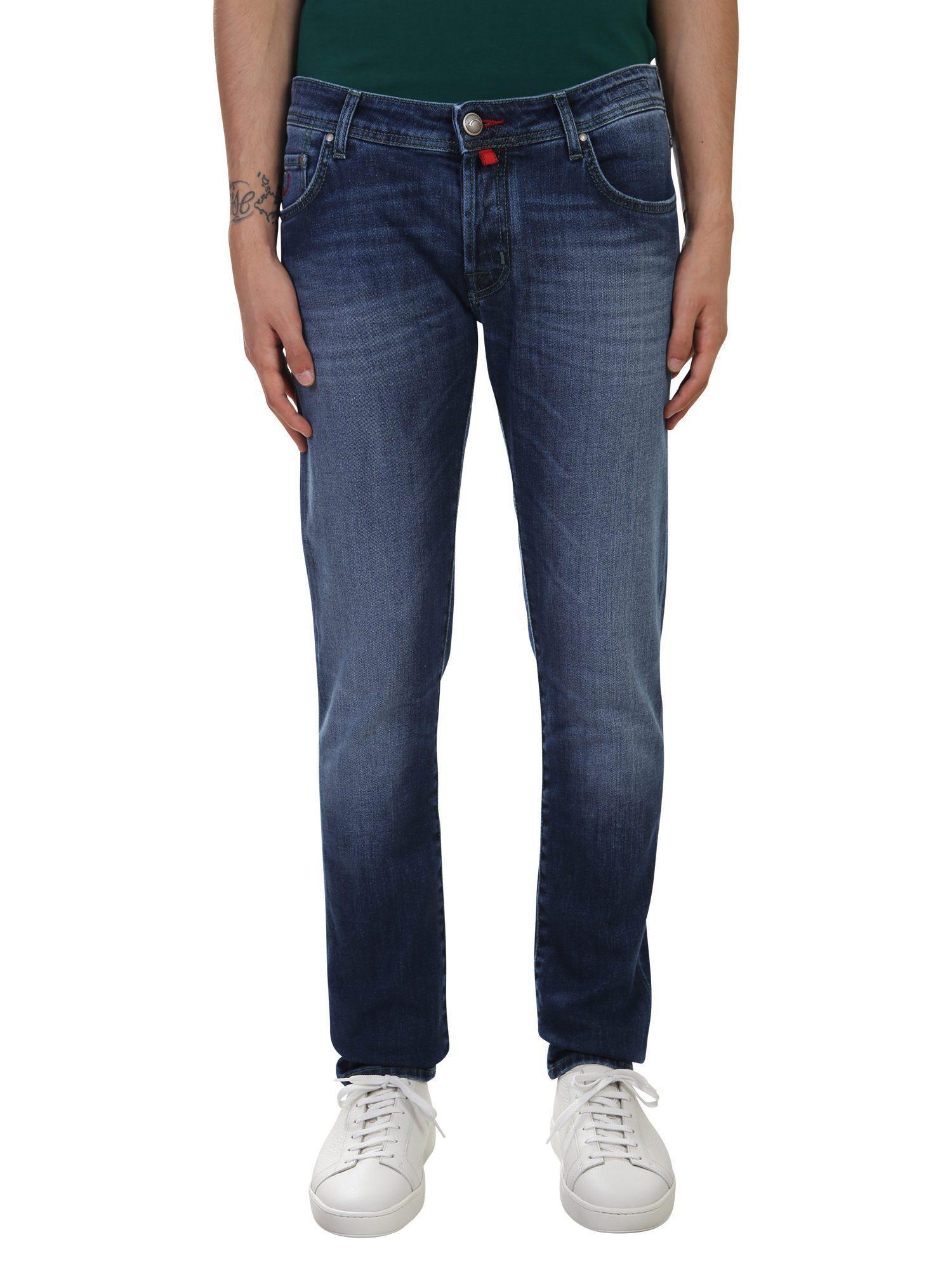 Lyst jacob cohen denim jeans in blue for men - Jacob cohen denim ...