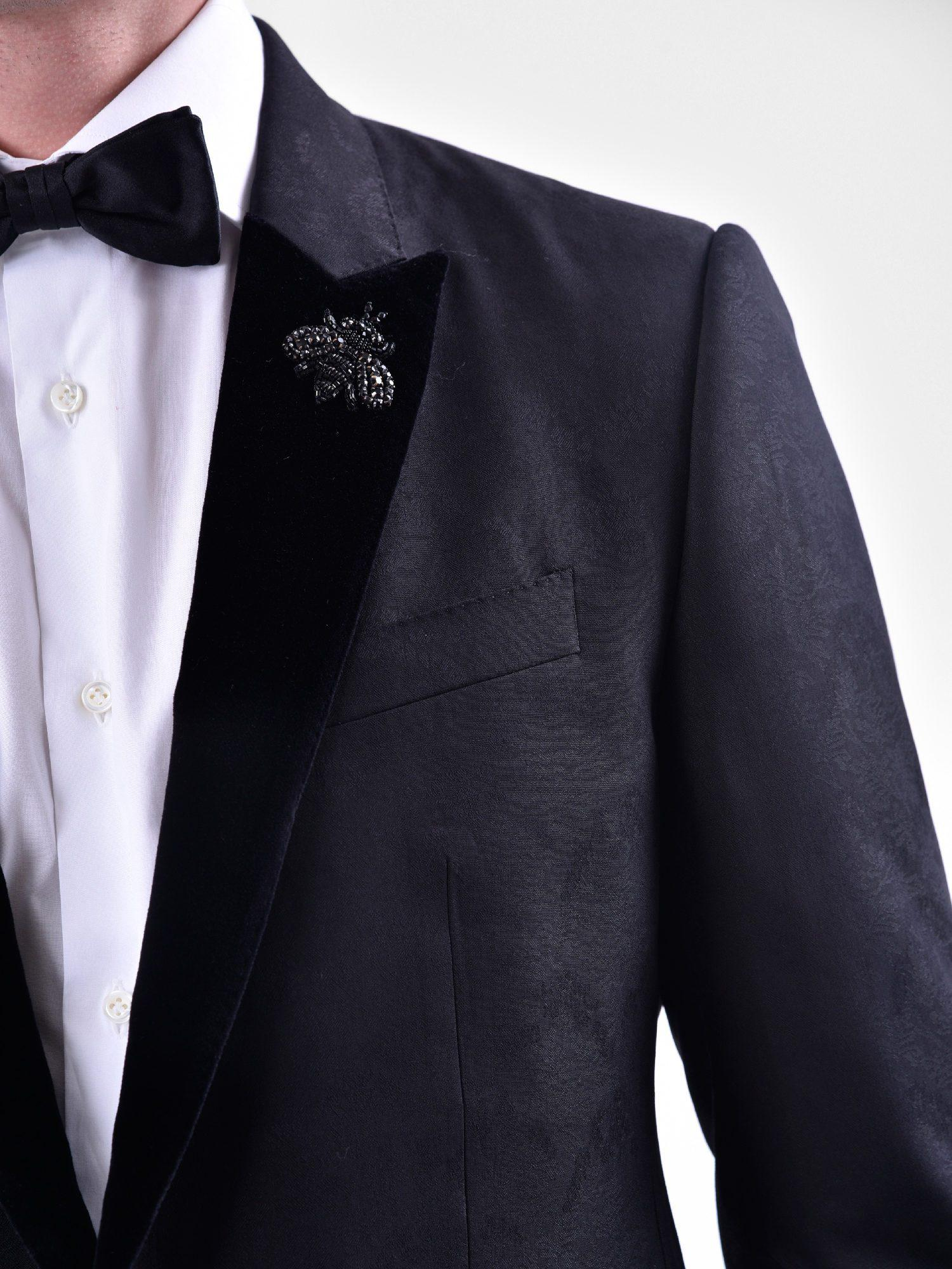Lyst Viscose amp; Wool Blend Dolce Virgin Gabbana And Jacket Blue In wFRTUwqC