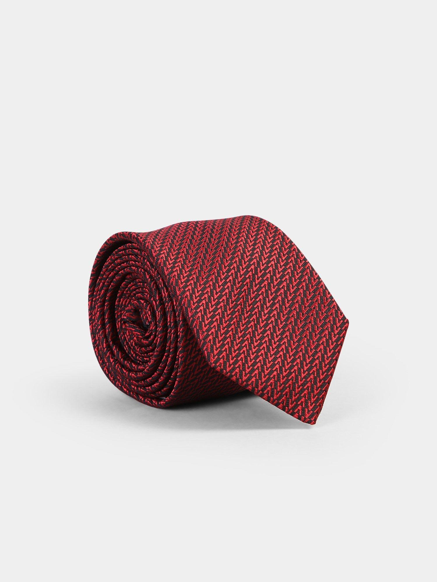 b53b9c17c0d Lyst - Valentino Silk Tie in Red for Men