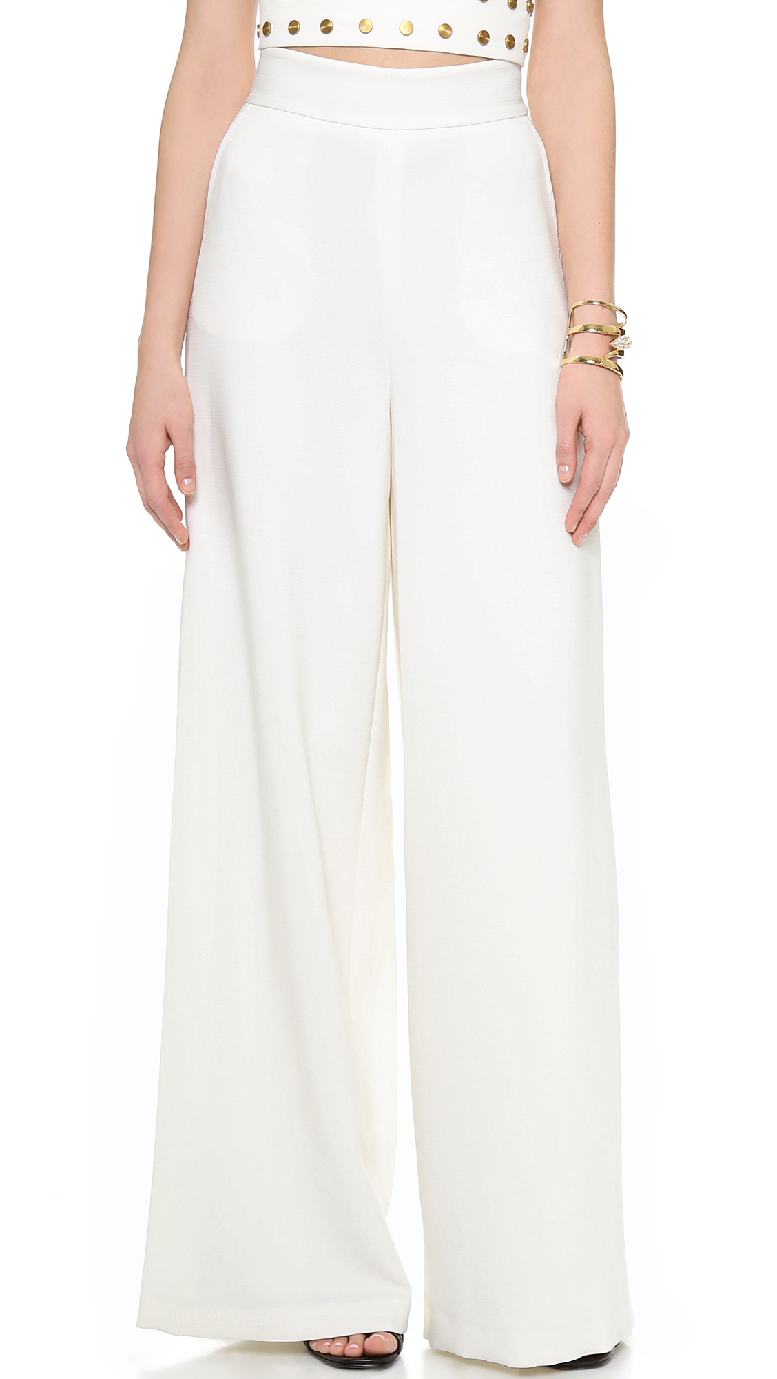 Free shipping and returns on Women's White High-Waisted Jeans at housraeg.gq