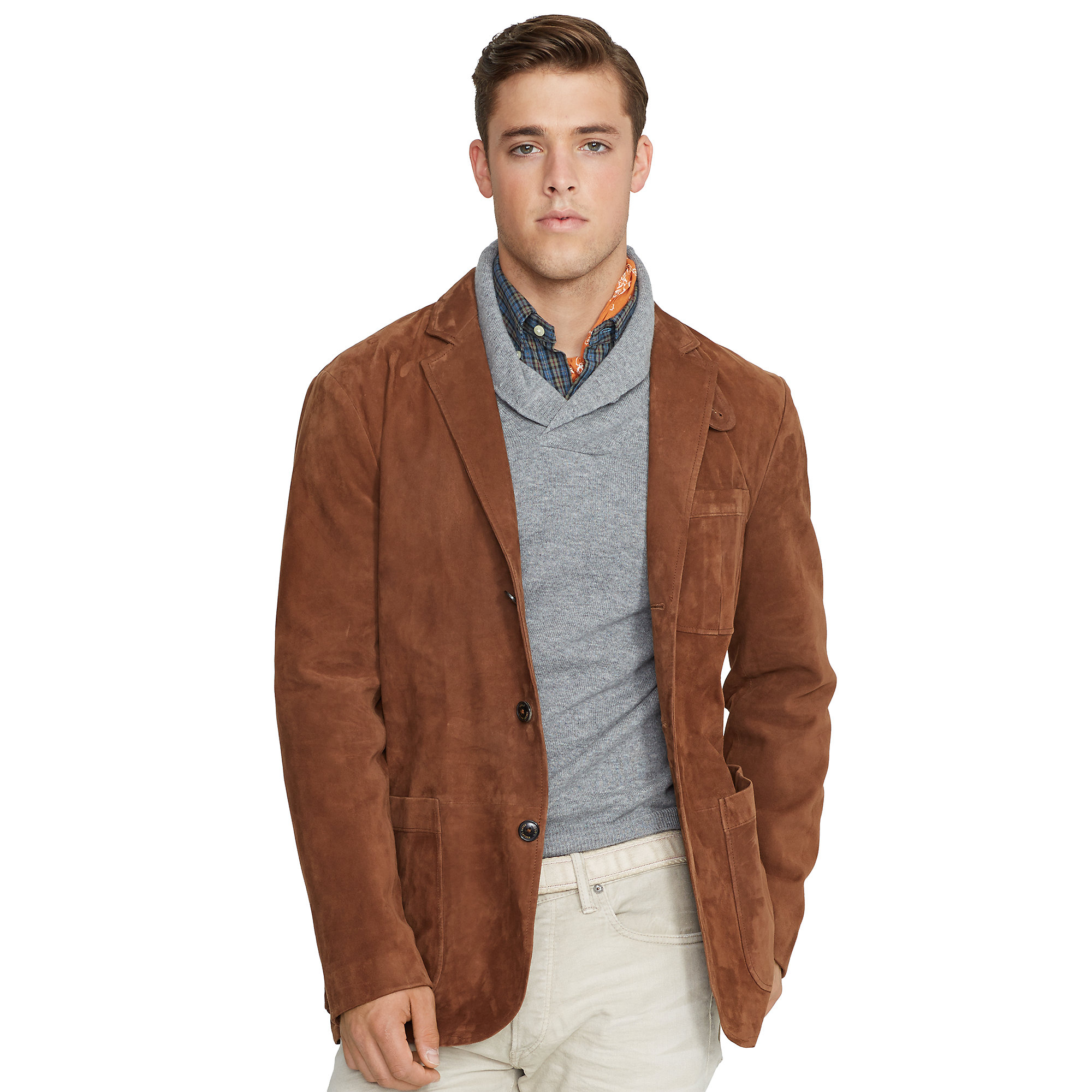 Presidential Suede Blazer Our men's leather blazer is the perfect complement to any outfit. Lightweight Highland Tweed Sport Coat $ Vintage Finish Leather Jacket $ Sale: $ 20% off Sale Price: $ World's Finest Shearling Coat $2, Featherweight Sheepskin Jacket $
