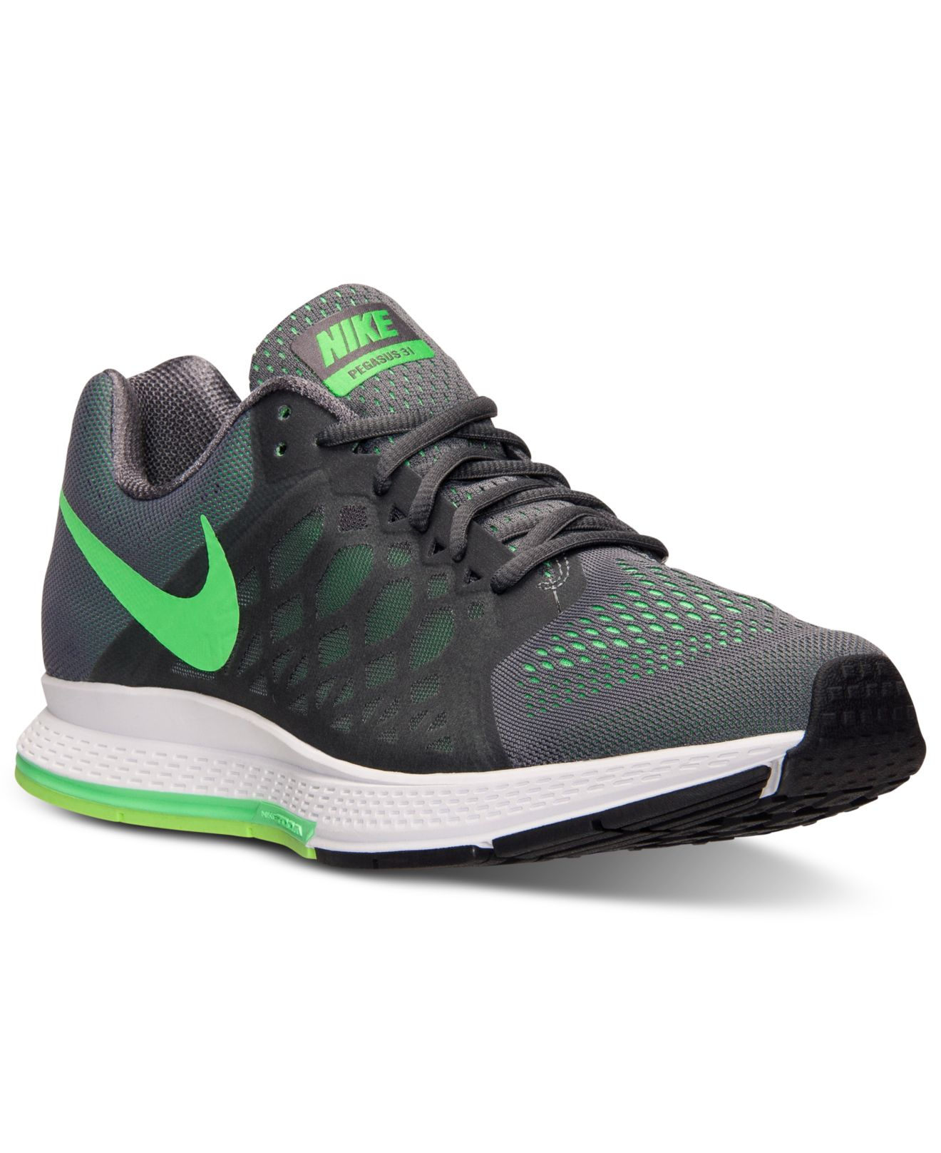 nike men 39 s zoom pegasus 31 running sneakers from finish. Black Bedroom Furniture Sets. Home Design Ideas
