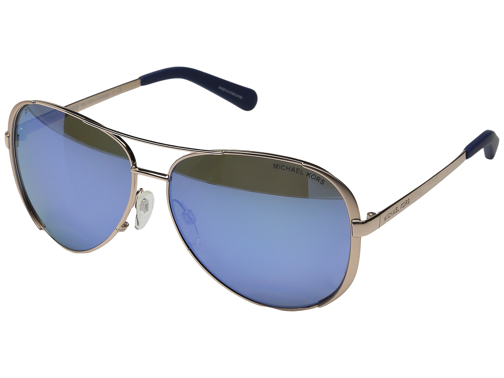 31d2c977ef Lyst - Michael Kors Chelsea Polarized in Blue