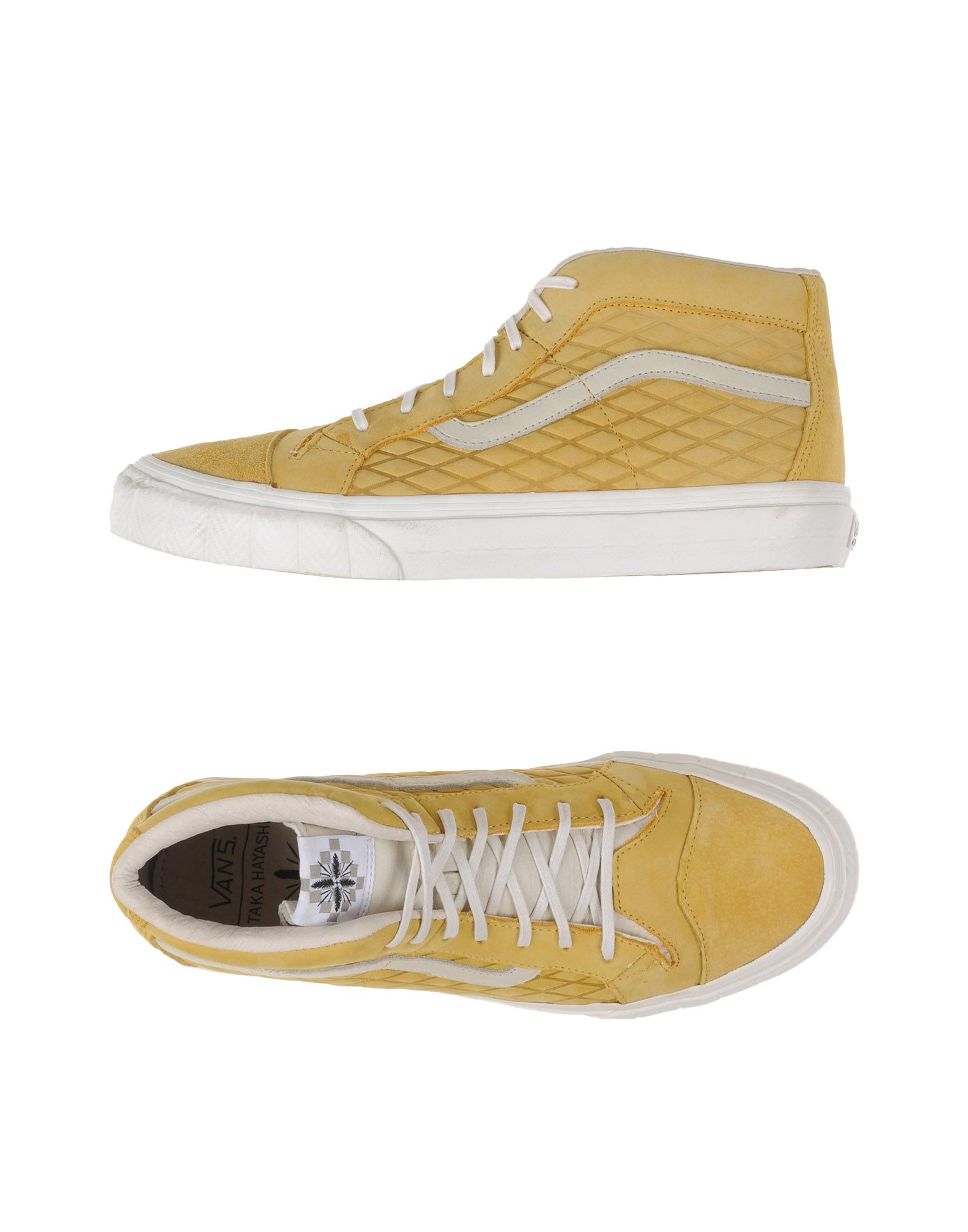 Levi High Yellow Shoes Top