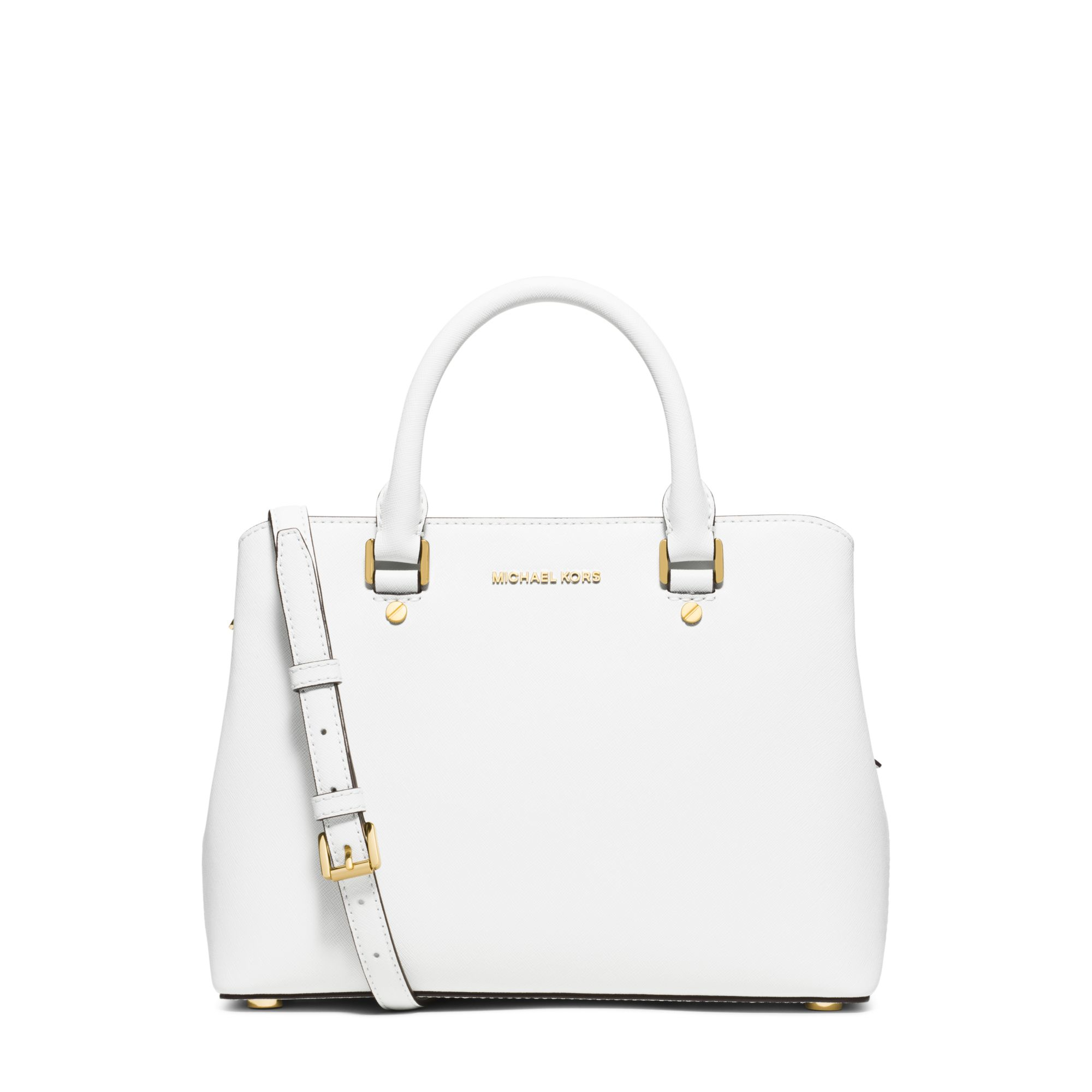 Michael Kors Laukut Pori : Michael kors savannah medium saffiano leather satchel in