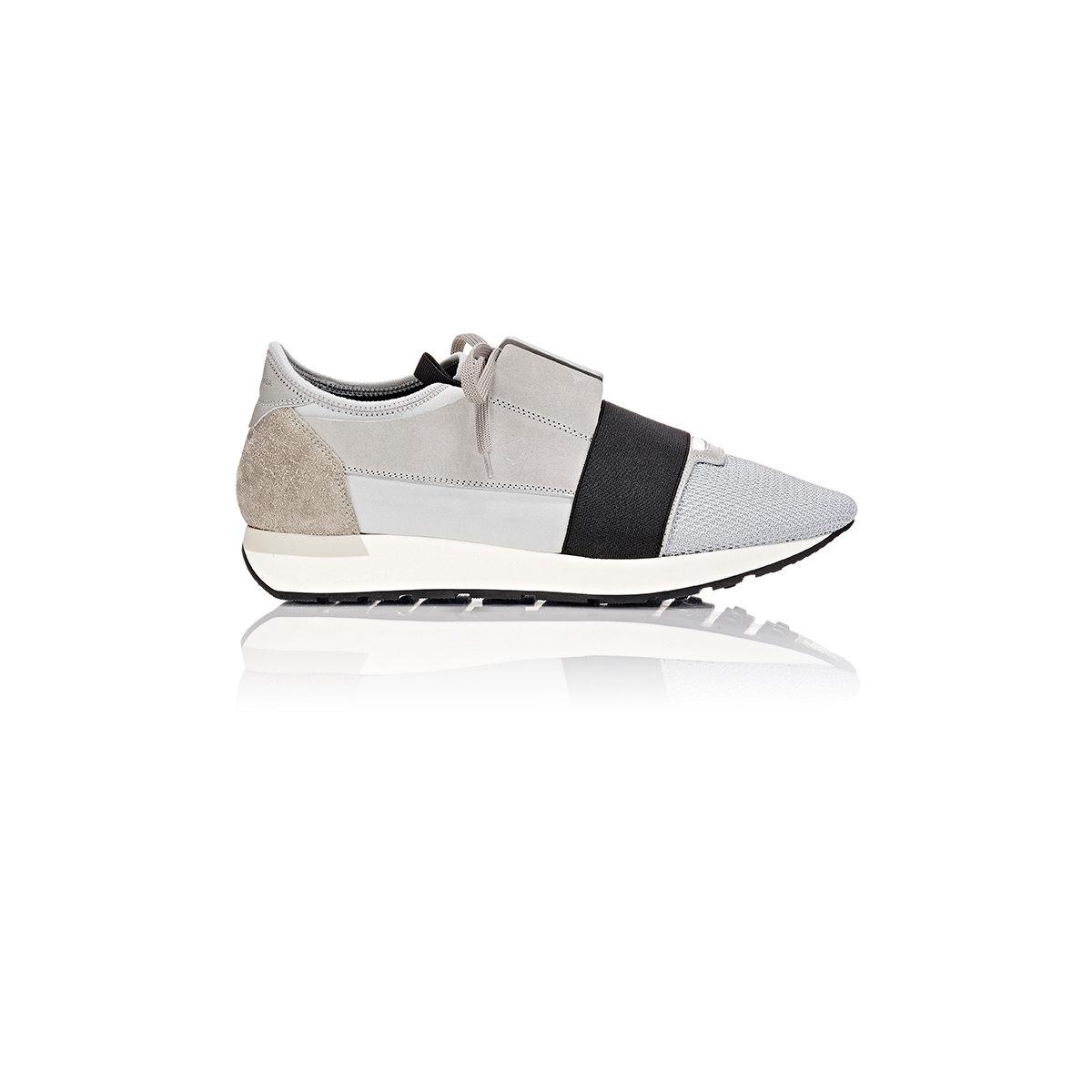 White Red Race Runner sneakers Balenciaga bdxkuL4O2h