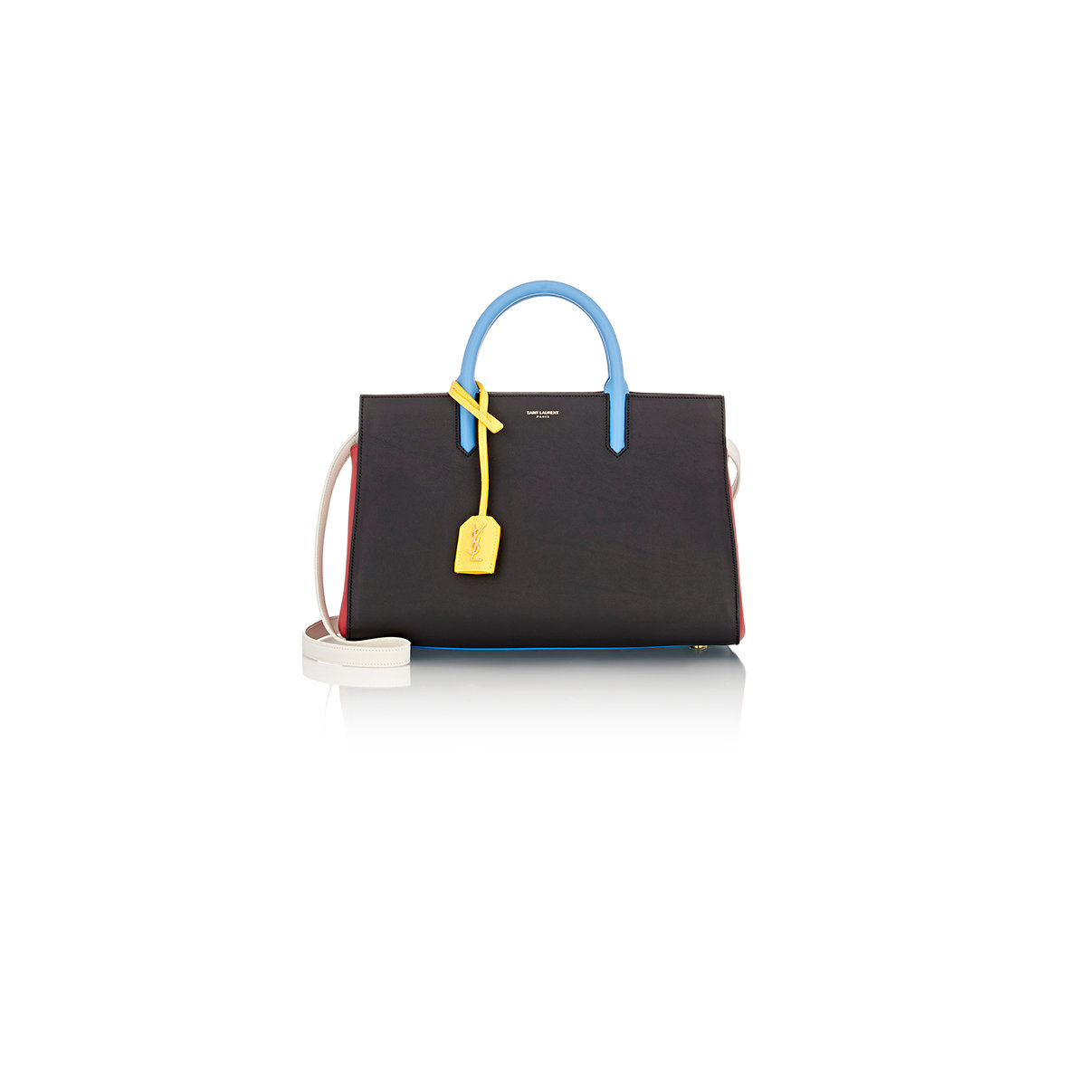 replica yves saint laurent cabas chyc small blue