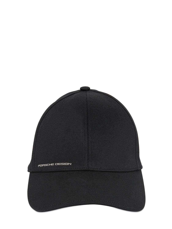 Lyst Porsche Design Stretch Cotton Twill Baseball Hat In