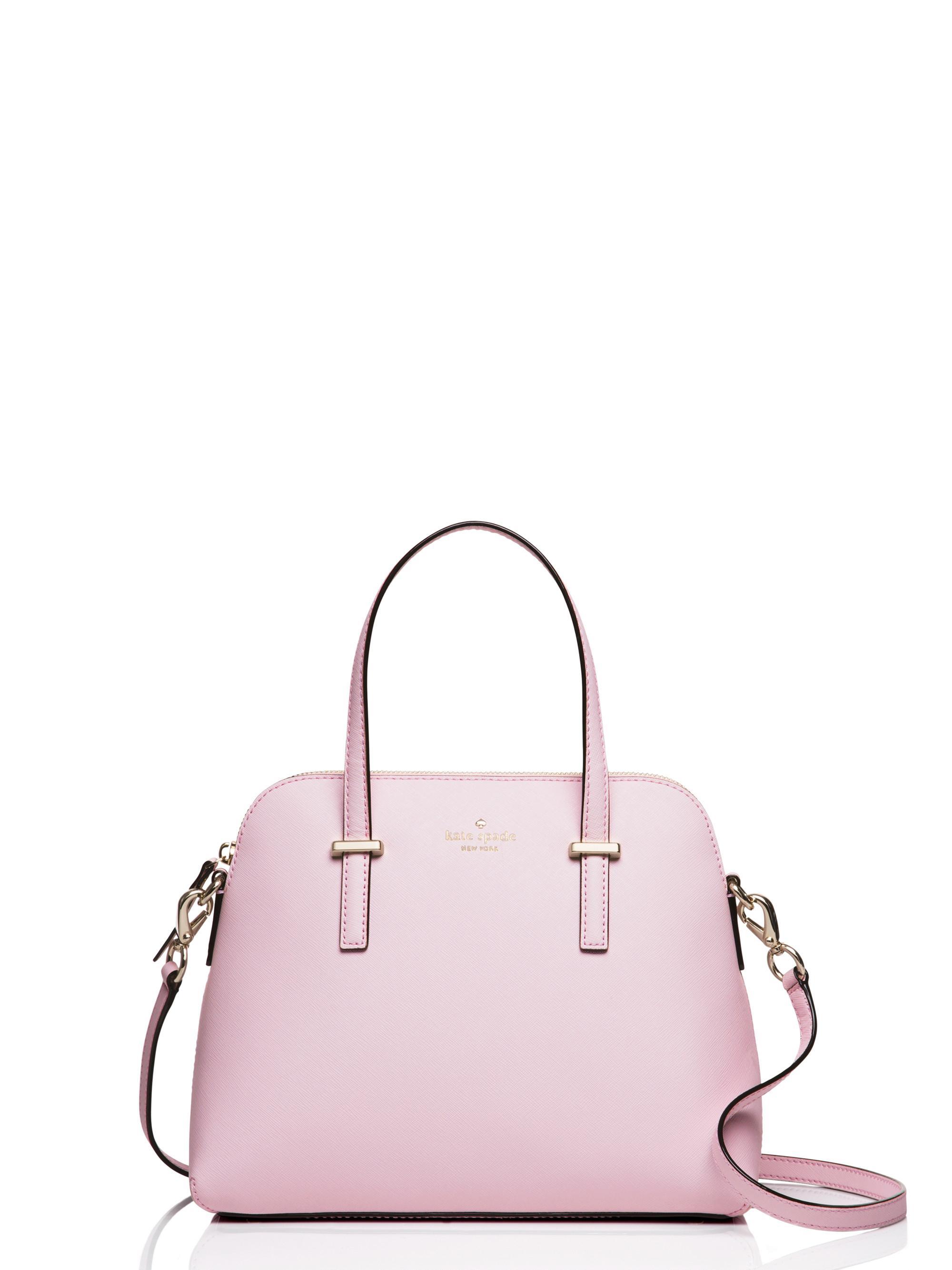 76077ec1541 Lyst Kate Spade New York Cedar Street Maise In Pink. Blush Pink Kate Spade  Purse ...