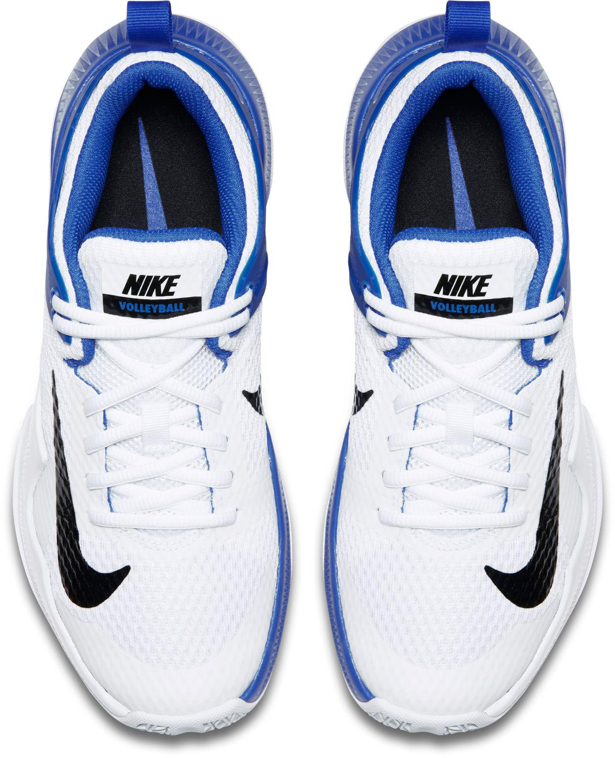 e68a25df6070 Lyst - Nike Air Zoom Hyperace Volleyball Shoes in Blue