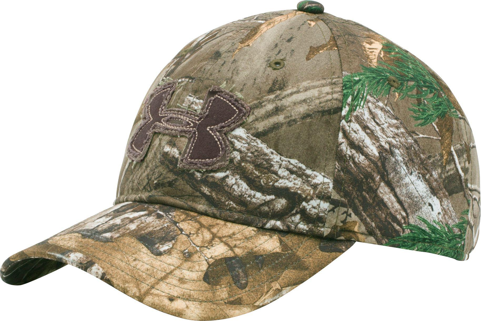 1af89f074 Under Armour Green Arion Camo Hat for men