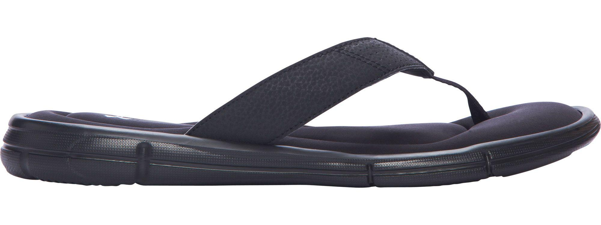 f94b6ed5d Lyst - Under Armour Ignite Ii Thong Flip Flops in Black for Men