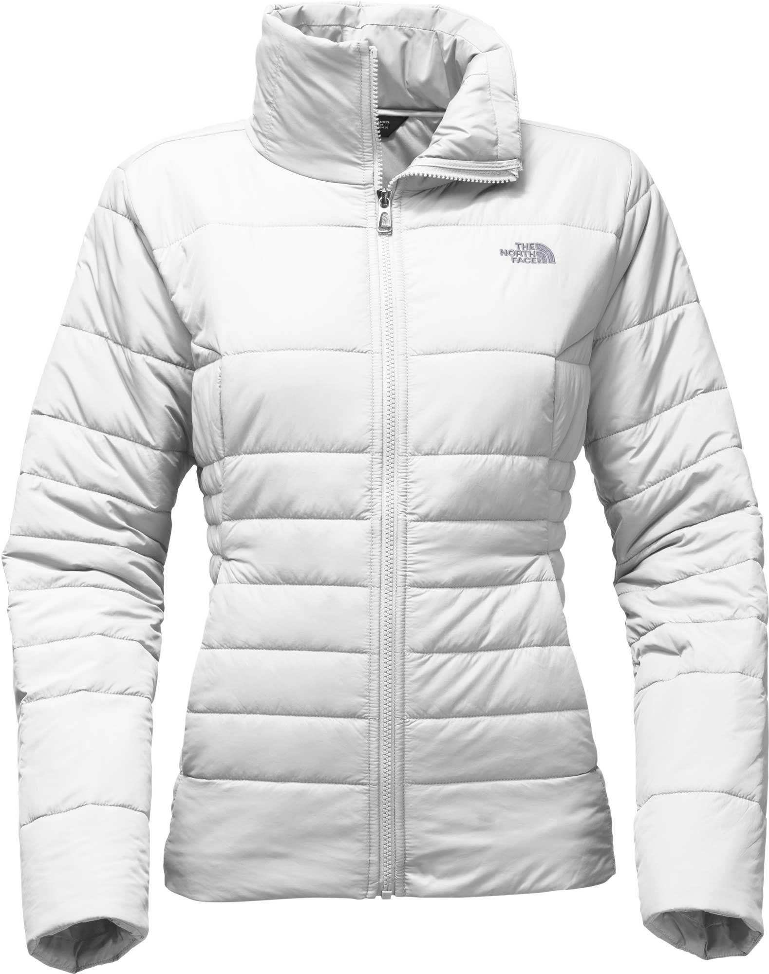 cced6fe91 The North Face White Harway Insulated Jacket