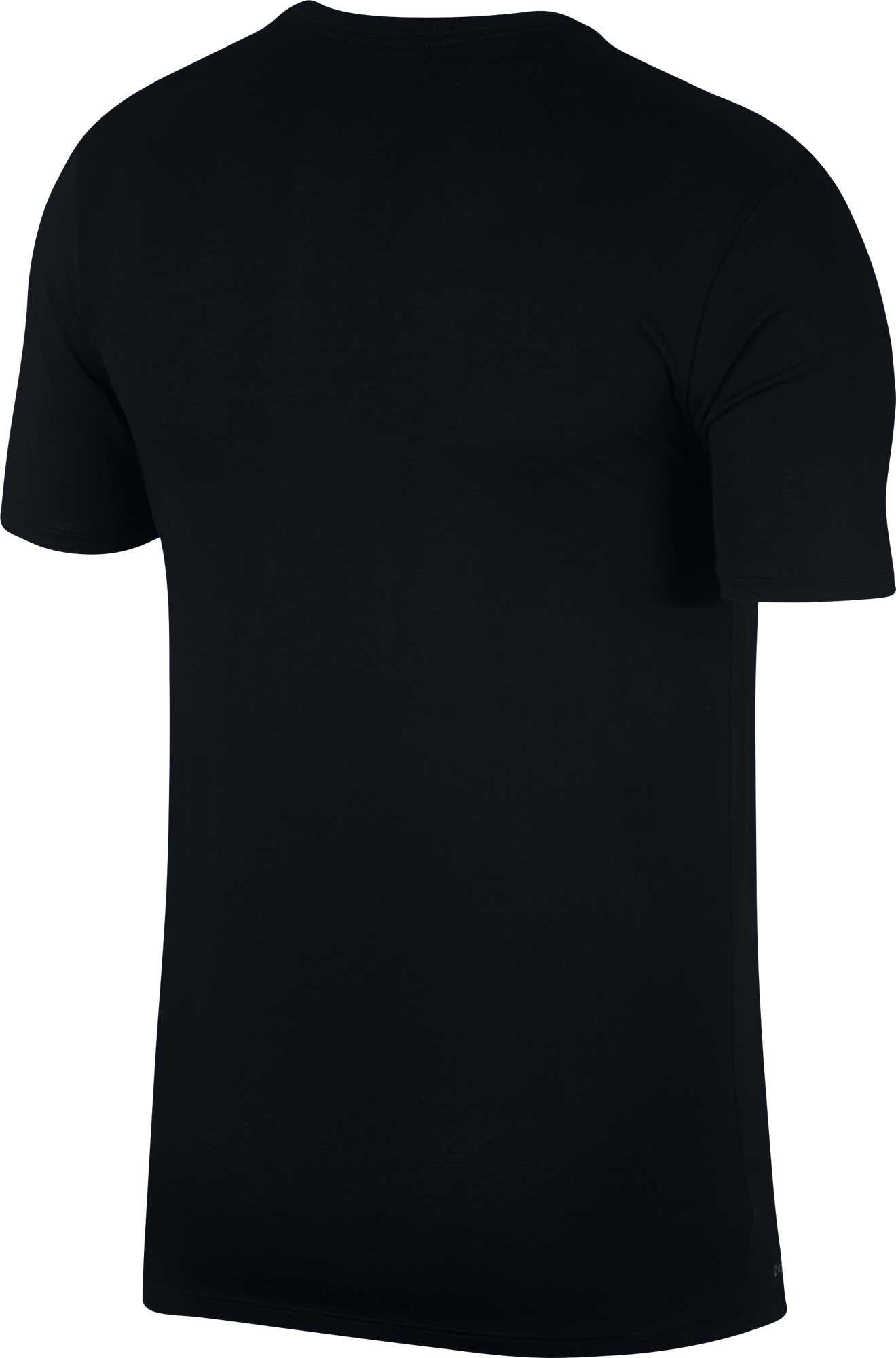 35f5bf92f1587d Lyst - Nike Jordan Flight Mashup Graphic Tee in Black for Men