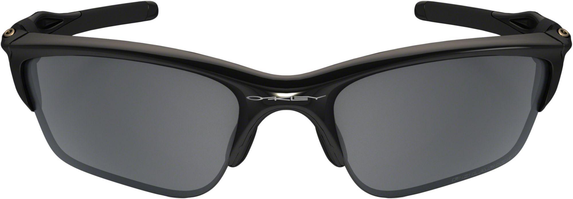 c60a5f6fe41 Lyst - Oakley Half Jacket 2.0 Polarized Sunglasses in Black for Men