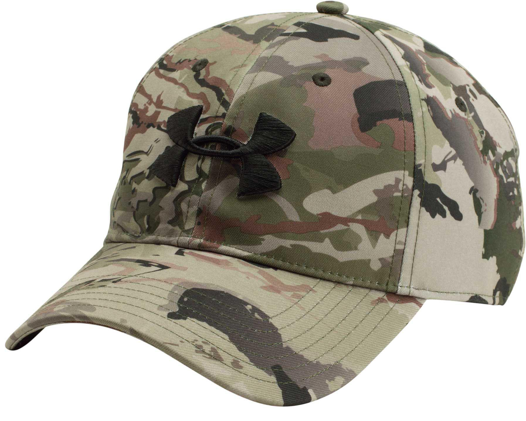 f2367464b Under Armour Multicolor Camo 2.0 Hunting Hat for men