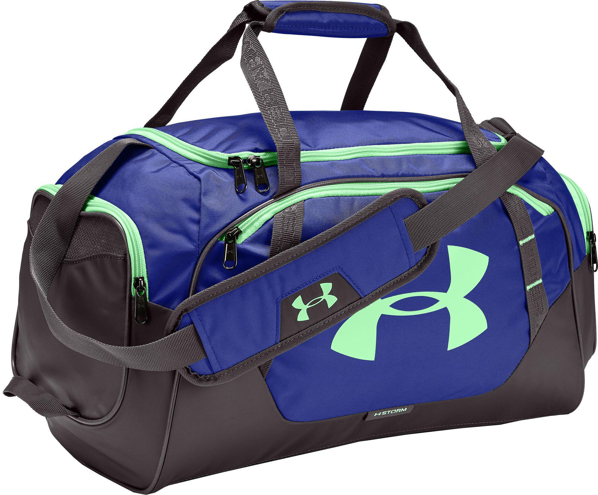 1244add10f68 Under Armour - Multicolor Undeniable 3.0 Small Duffle Bag for Men - Lyst
