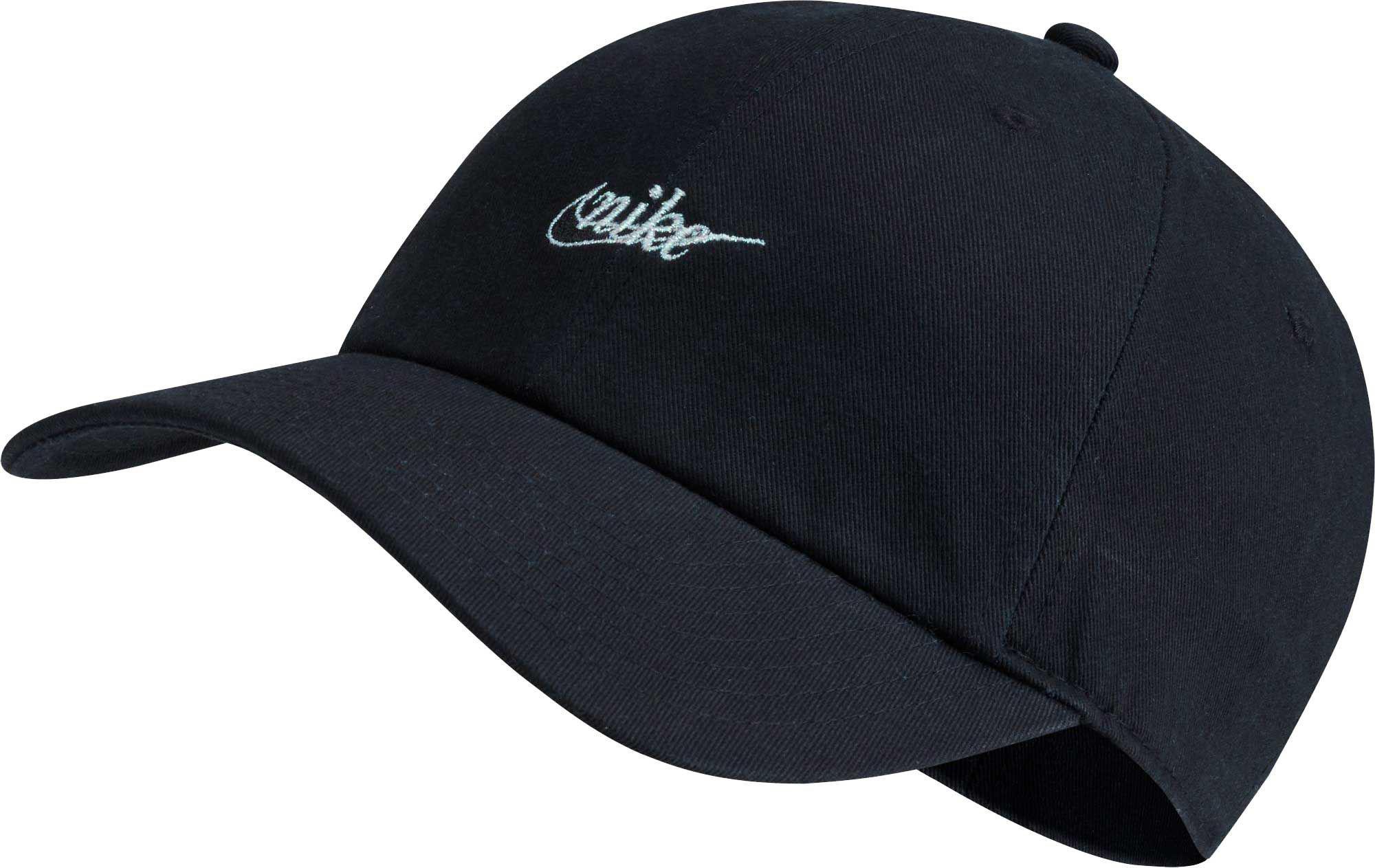 7a0703145be Lyst - Nike Sportswear Script H86 Hat in Black
