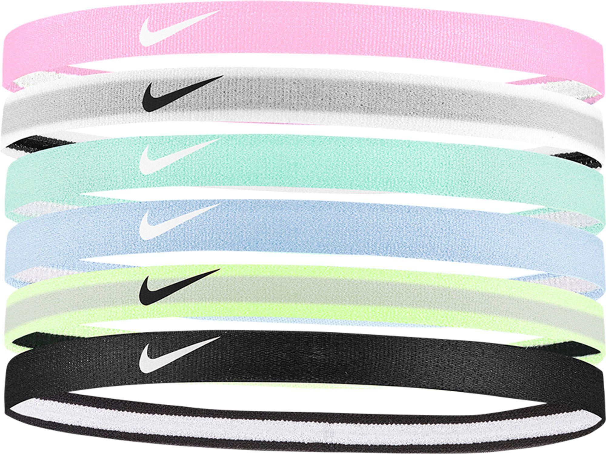 7626c0f1410a Nike. Women s Green Assorted Headbands – 6 Pack.  10 From Dick s Sporting  Goods