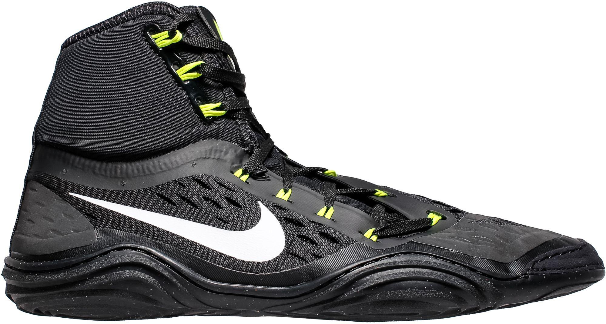 Lyst - Nike Hypersweep Wrestling Shoes in Black for Men 560d11d28