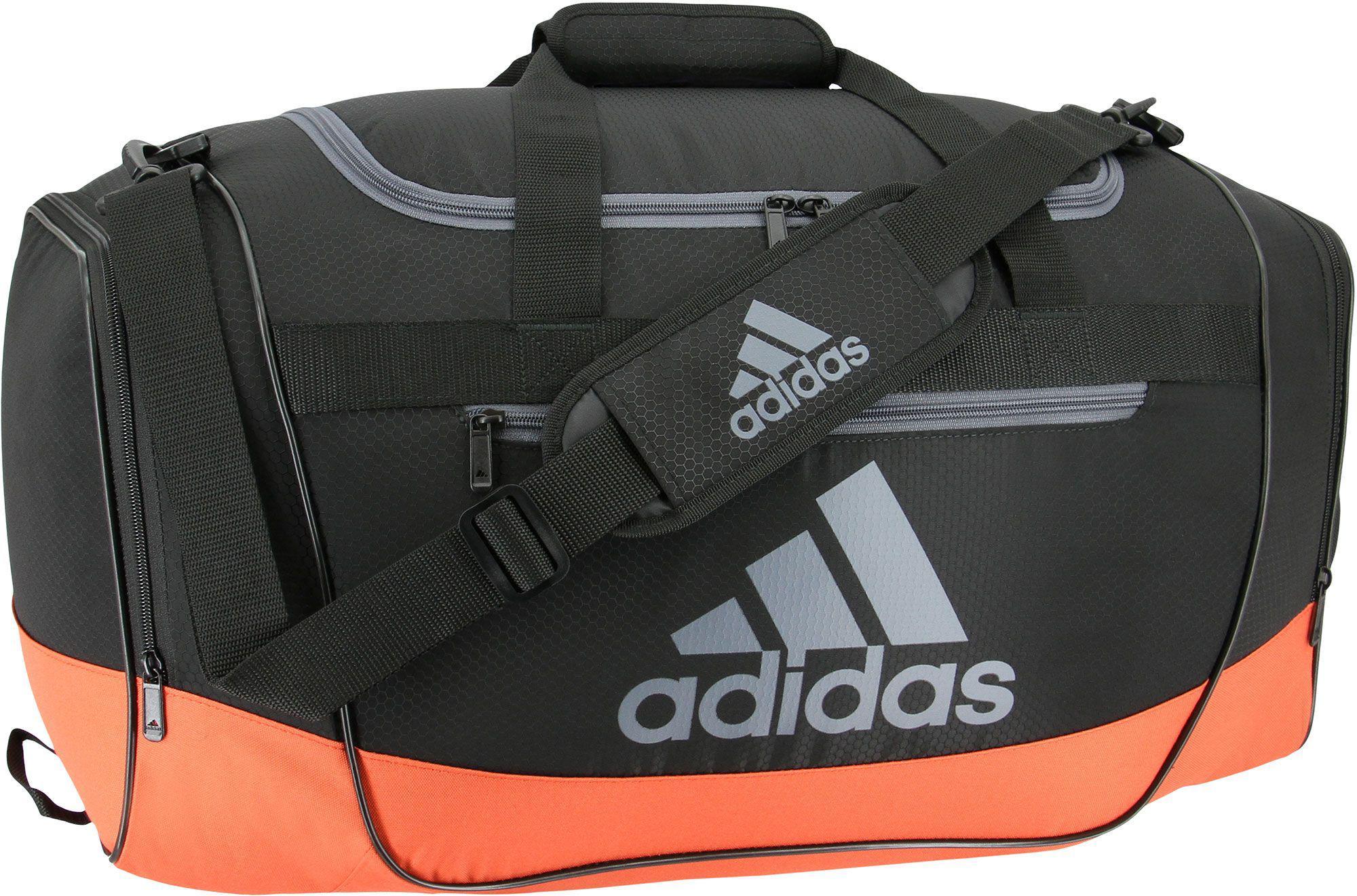 f631da7e39e4 Lyst - adidas Defender Iii Medium Duffle Bag in Black for Men