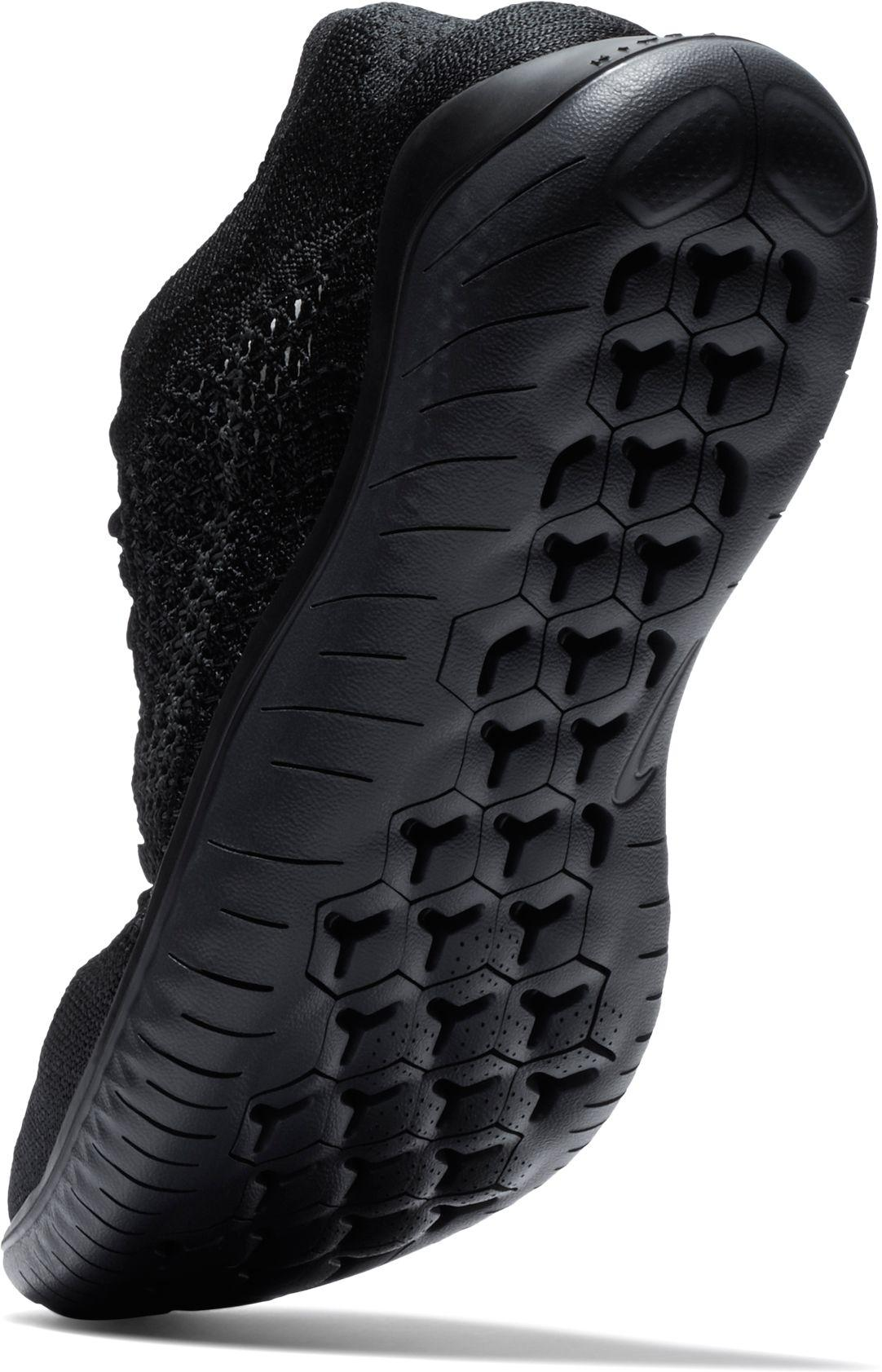 55968c5bb1ee Lyst - Nike Free Rn Flyknit 2018 Running Shoes in Black