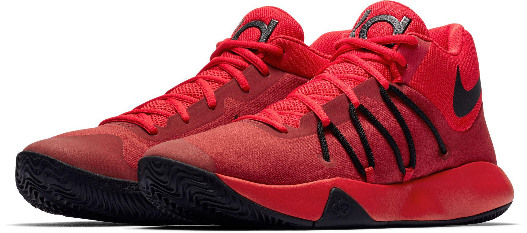 a9082a6ee043 ... Nike - Red Kd Trey 5 V Basketball Shoes for Men - Lyst ...