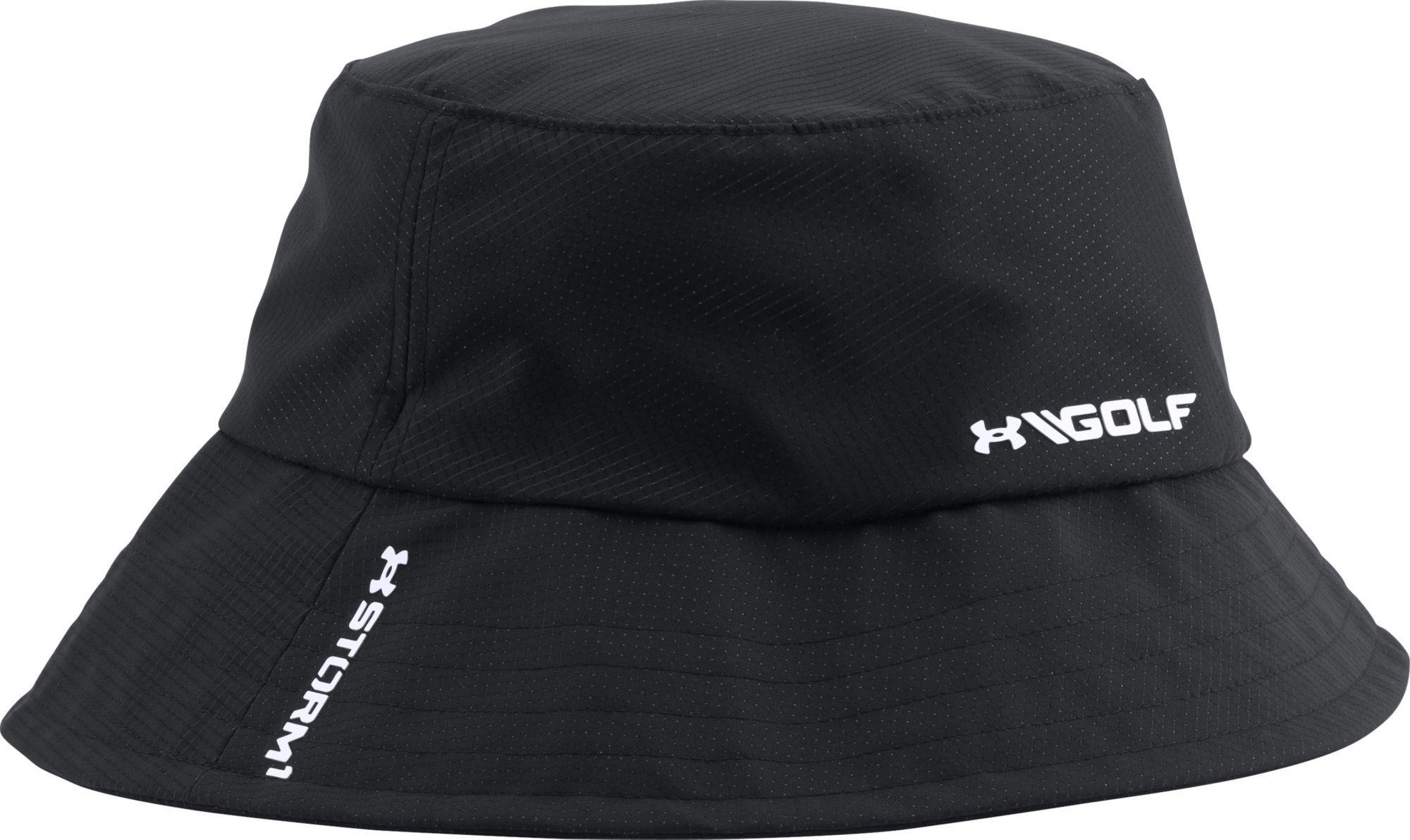 db3d842c91670 Lyst - Under Armour Ucket Golf Hat in Black for Men