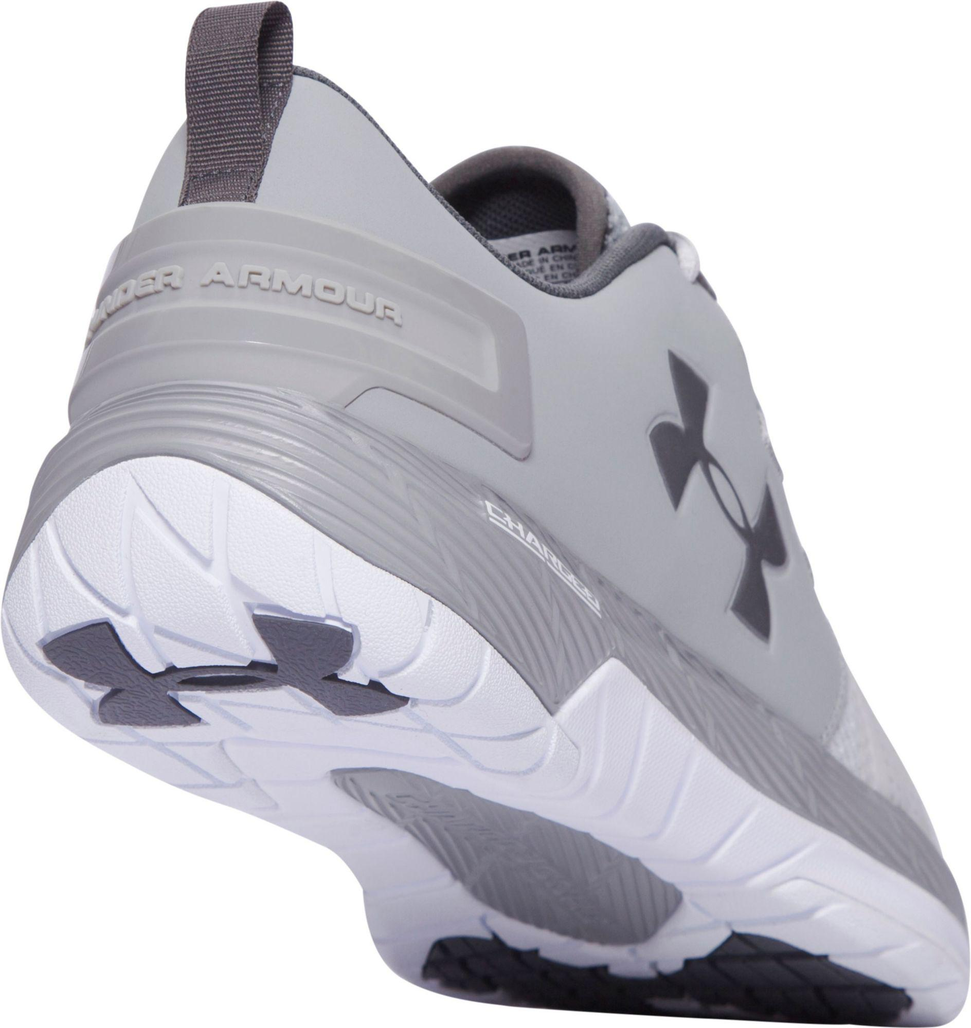 save off d78bc 9e534 Men's Gray Commit Training Shoes