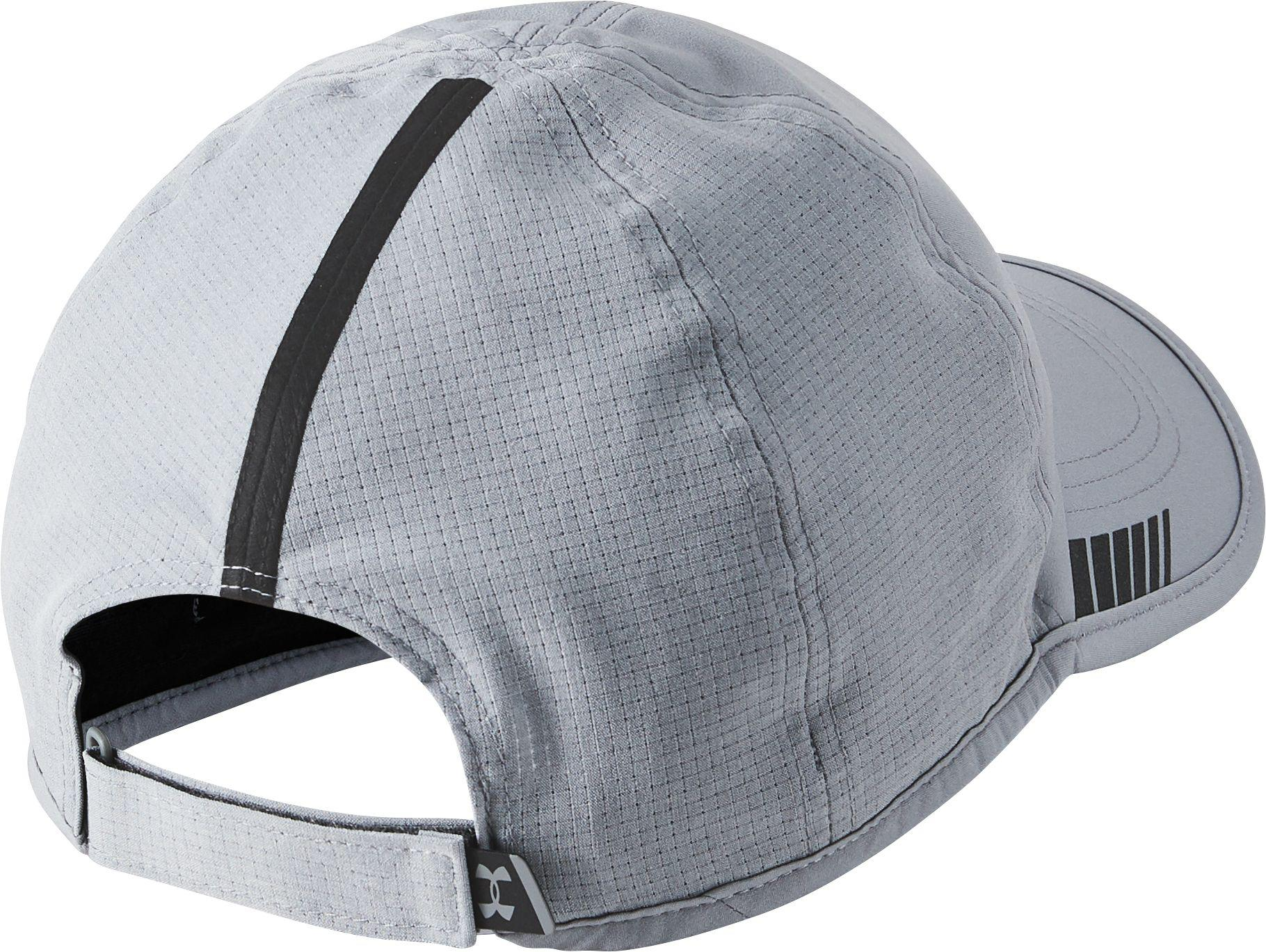 0df44afca8c Under Armour - Gray Launch Armourvent Running Hat for Men - Lyst. View  fullscreen