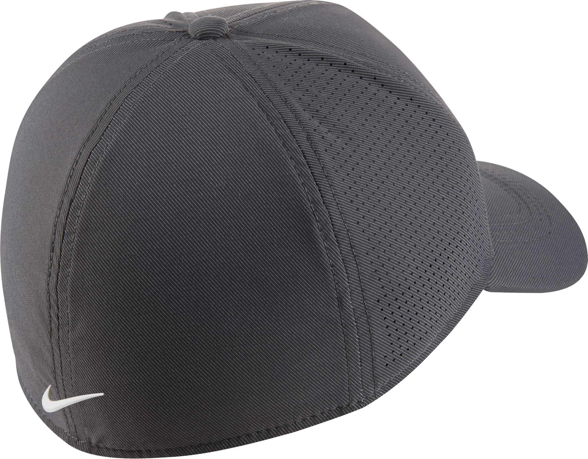 c7b27a37666 Nike Aerobill Perforated Golf Hat  Custom nike golf caps hats ...