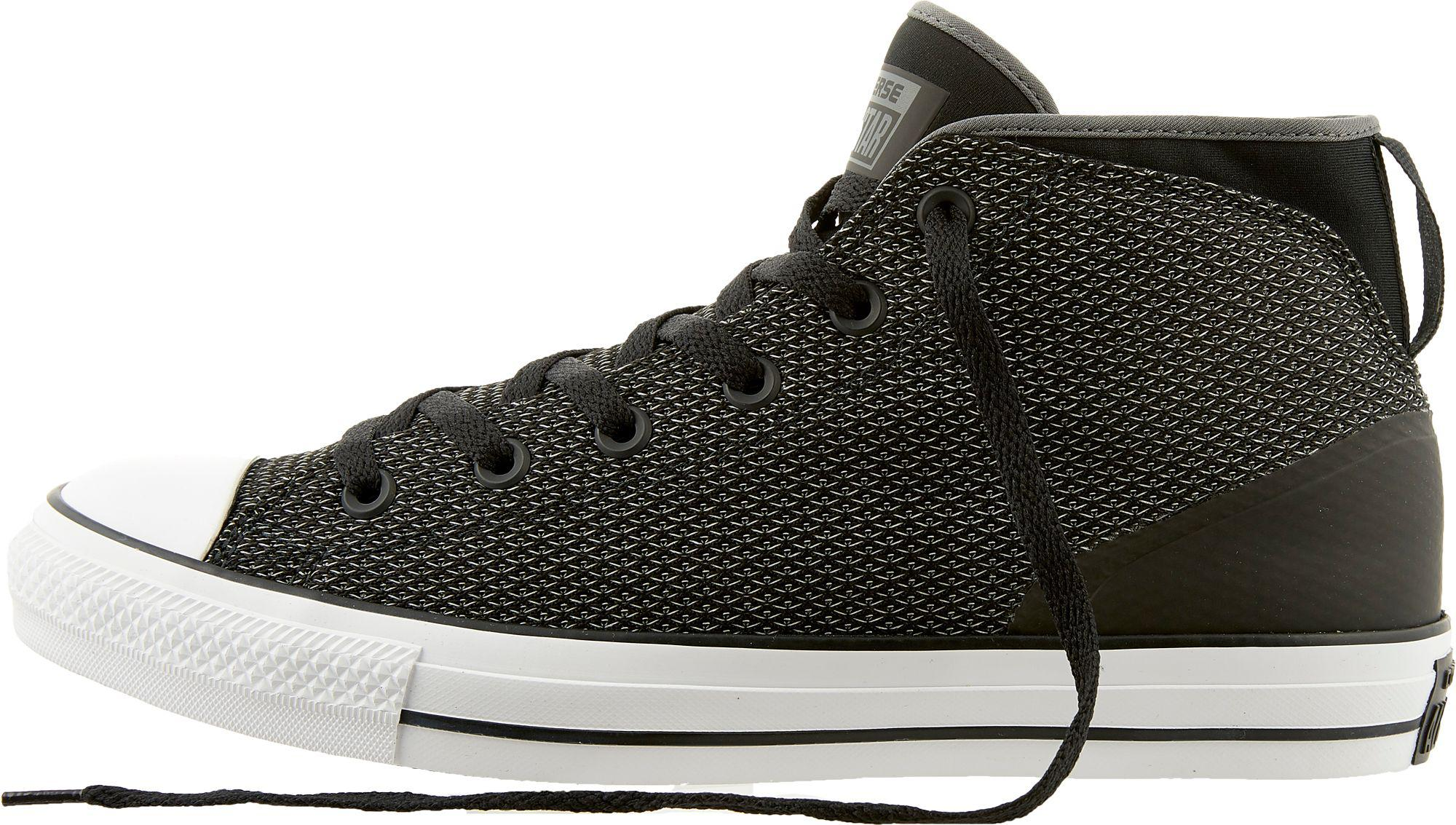 d5792b3b9bc4 Lyst - Converse Chuck Taylor All Star Syde Street Mid-top Casual ...