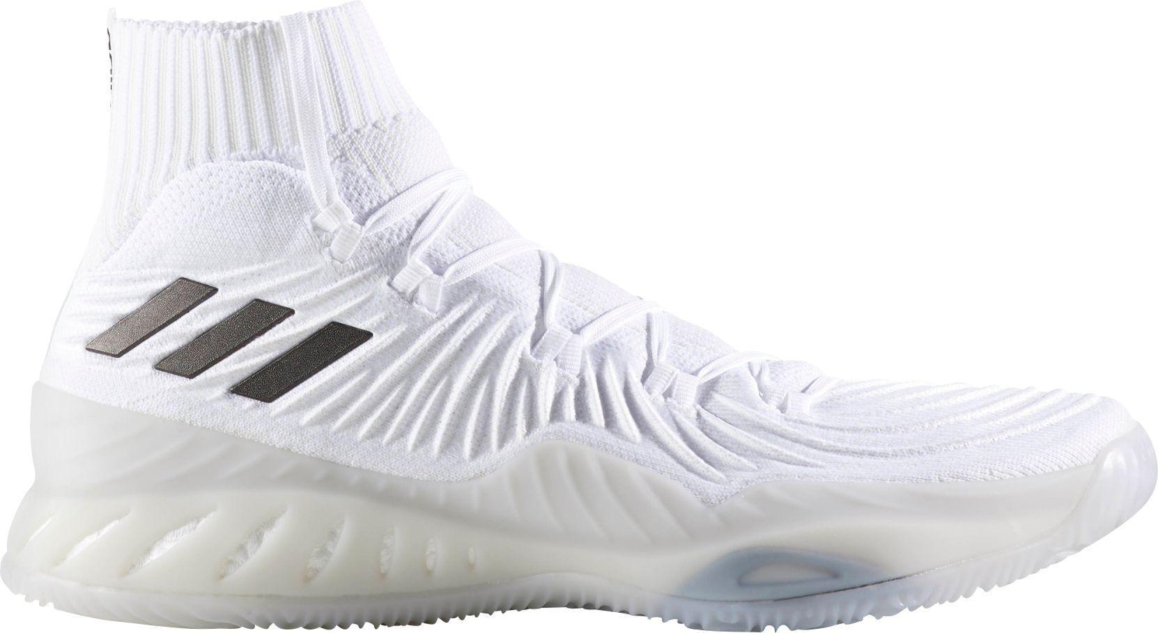 Lyst adidas pazzo esplosivo 2017 pk scarpe da basket in bianco per gli uomini.