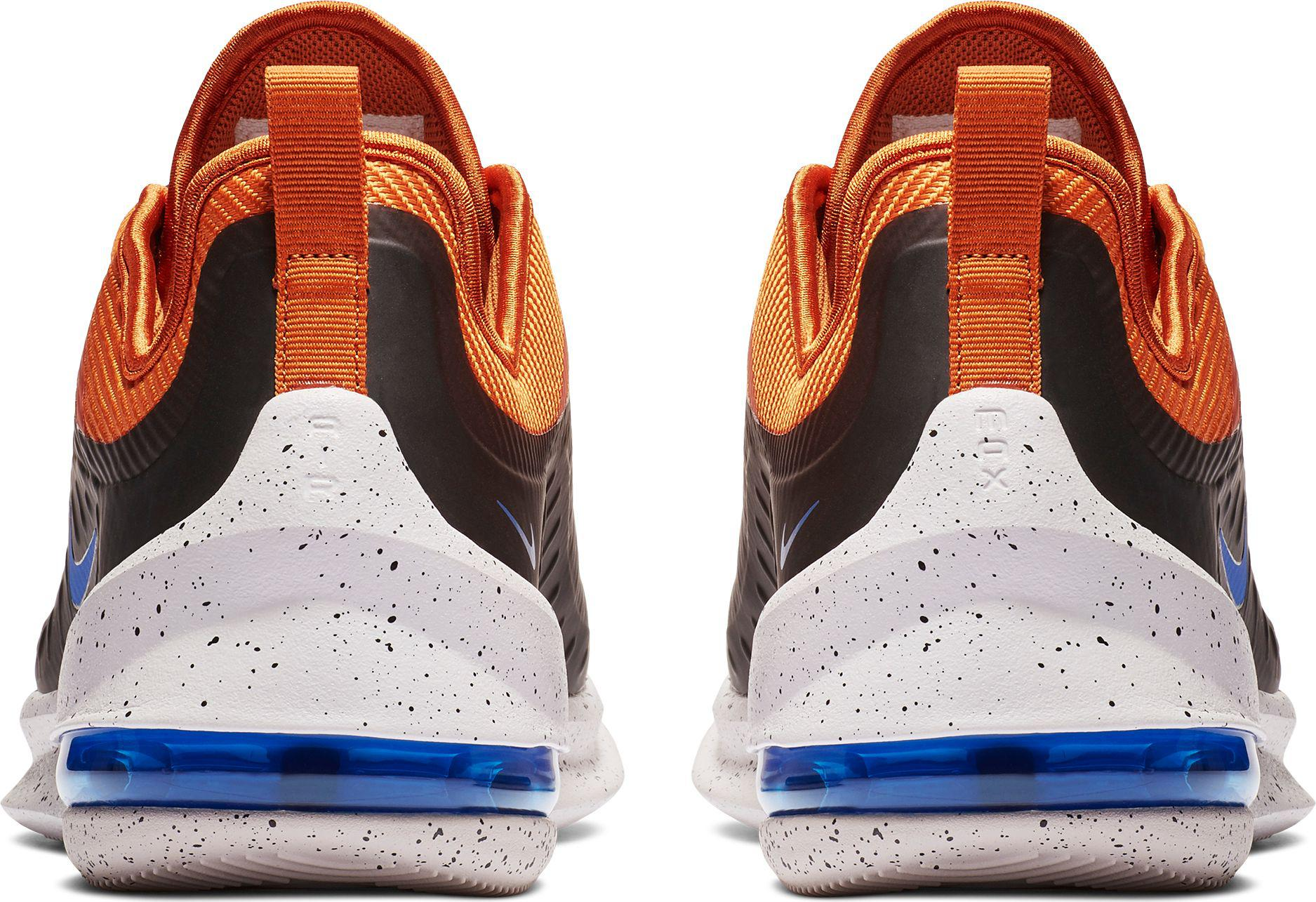 Premium Men Orange Axis Max Air Shoes Nike For HED9I2