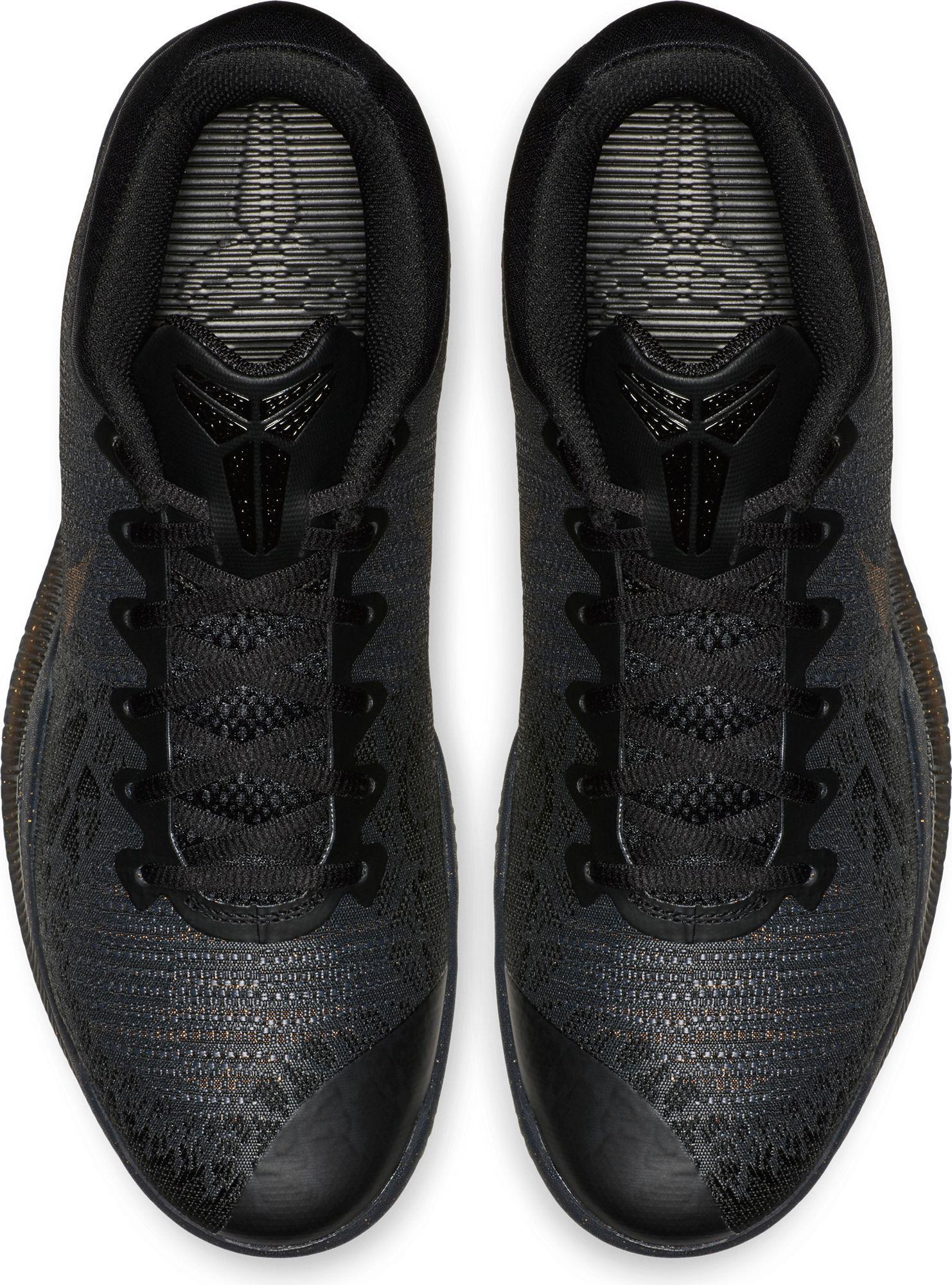 watch 9216f 3851f Lyst - Nike Kobe Mamba Rage Basketball Shoes in Black for Men