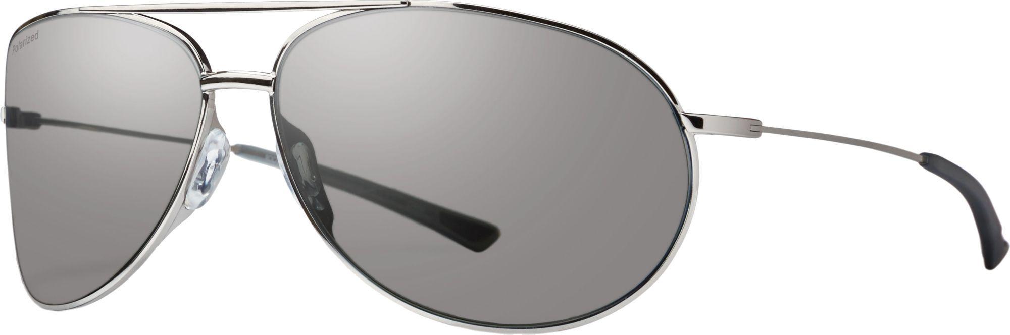 203a5445a3f Lyst - Smith Optics Rockford Polarized Sunglasses in Metallic for Men