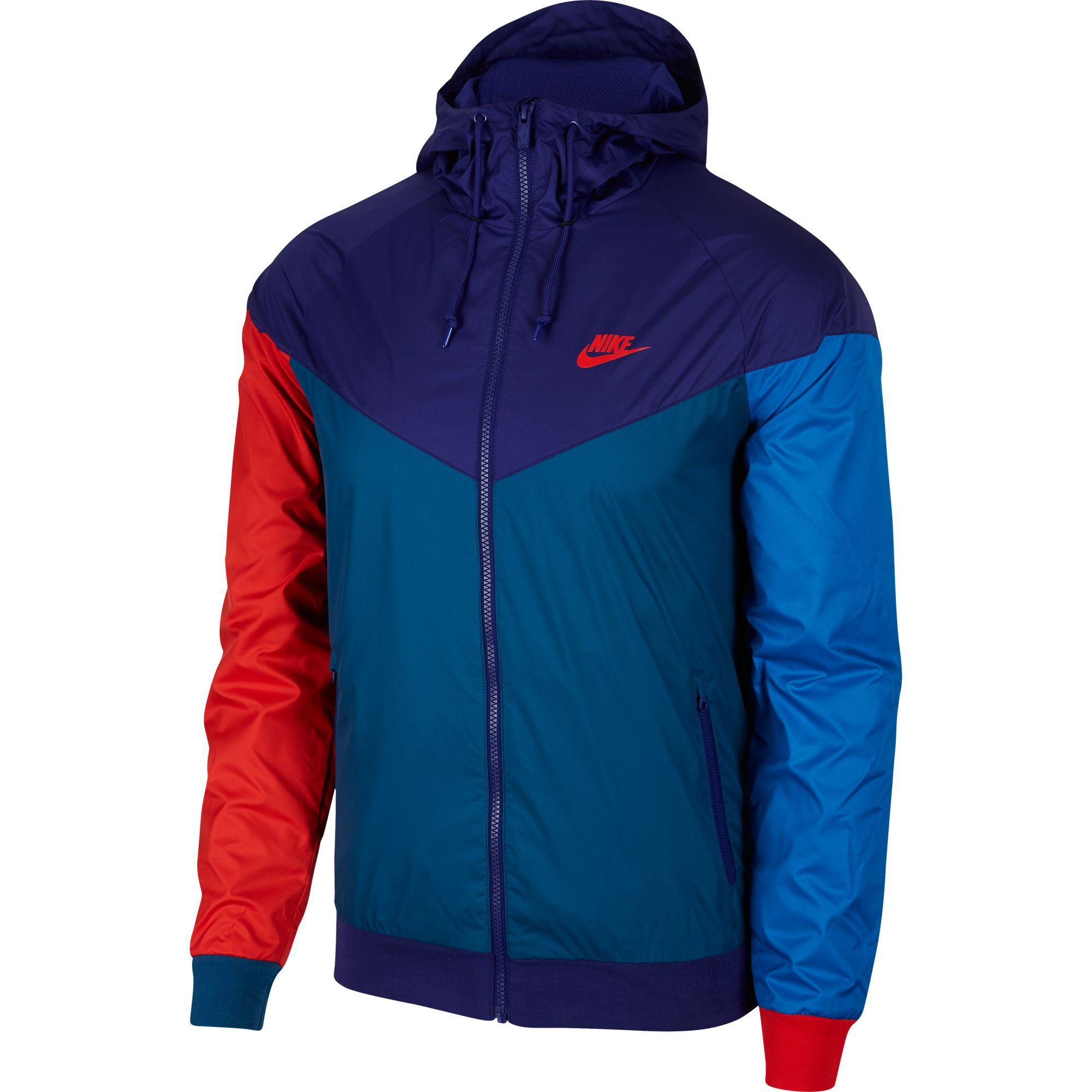38f6384af Nike - Multicolor Windrunner Full Zip Jacket for Men - Lyst