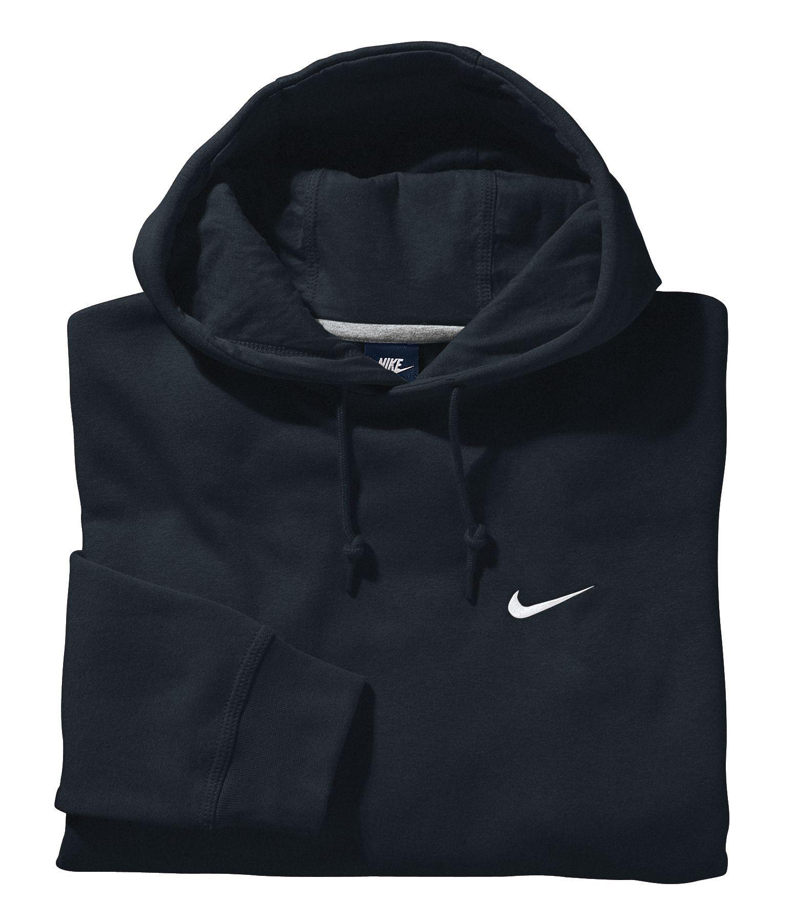 b7771a5aa7df Lyst - Nike Classic Club Fleece Hoodie in Black for Men
