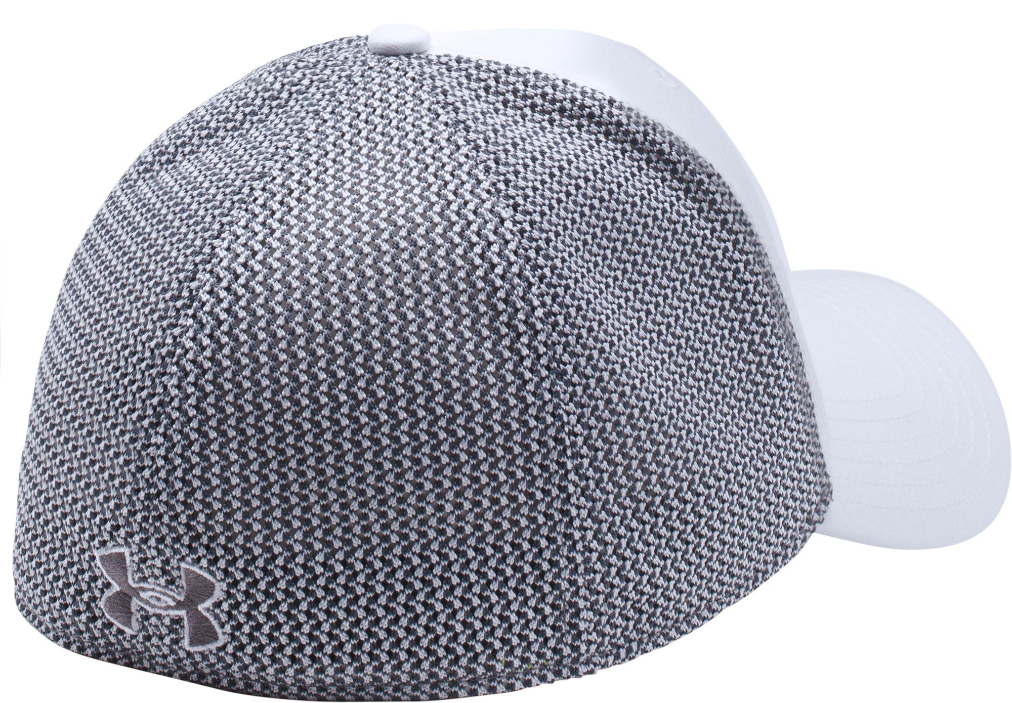 544e08a85c6 Lyst - Under Armour Twist Low Crown Hat in White for Men