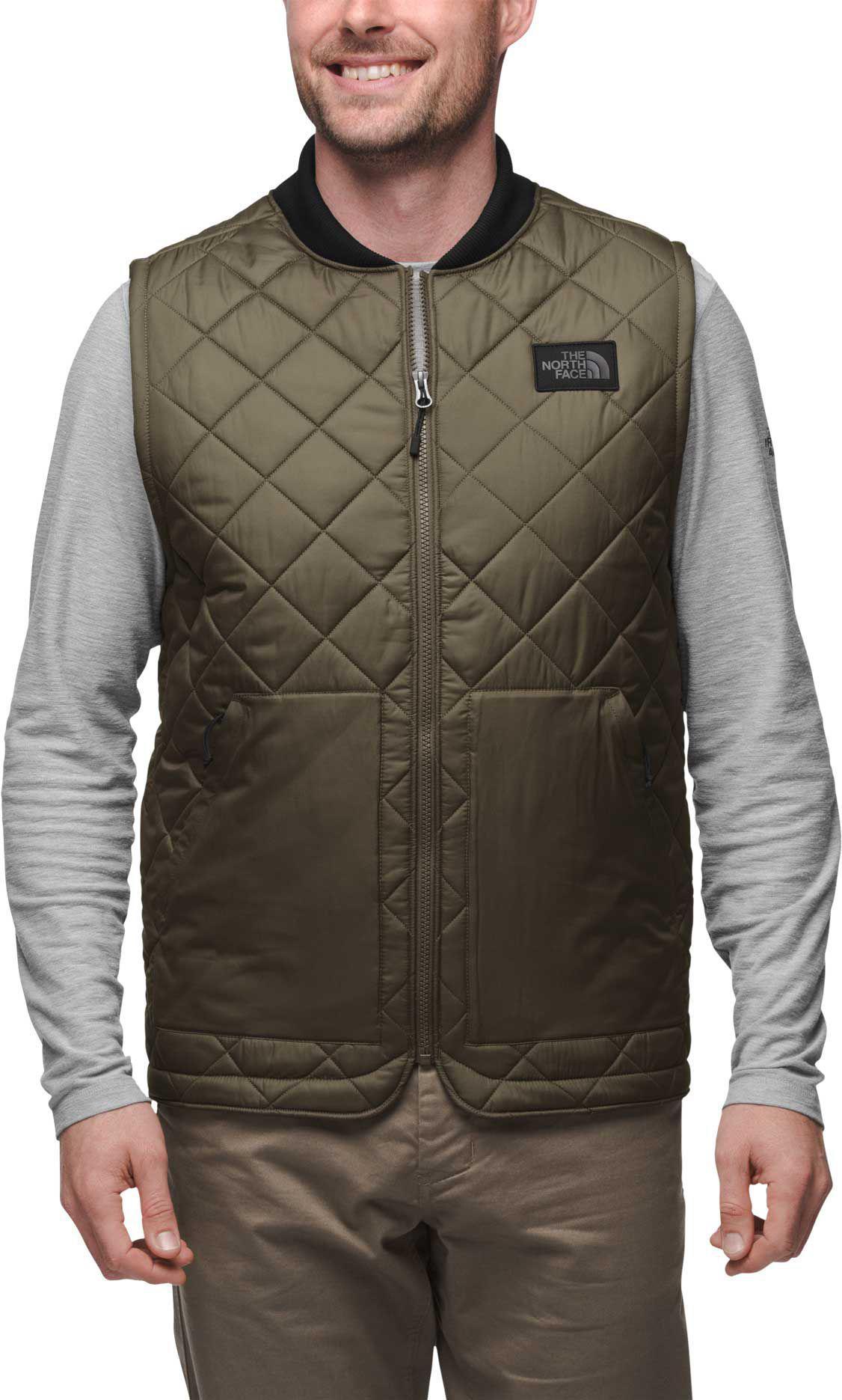 85330111b8c5 Lyst - The North Face Cuchillo Vest in Green for Men