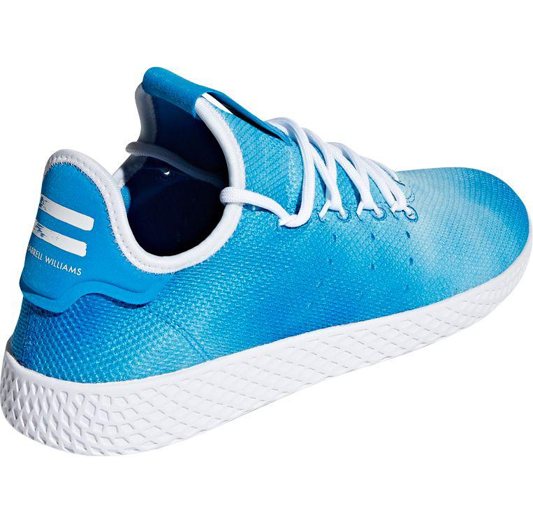 a816d938acf2b Adidas - Blue Originals Pharrell Williams Tennis Hu Holi Shoes for Men -  Lyst