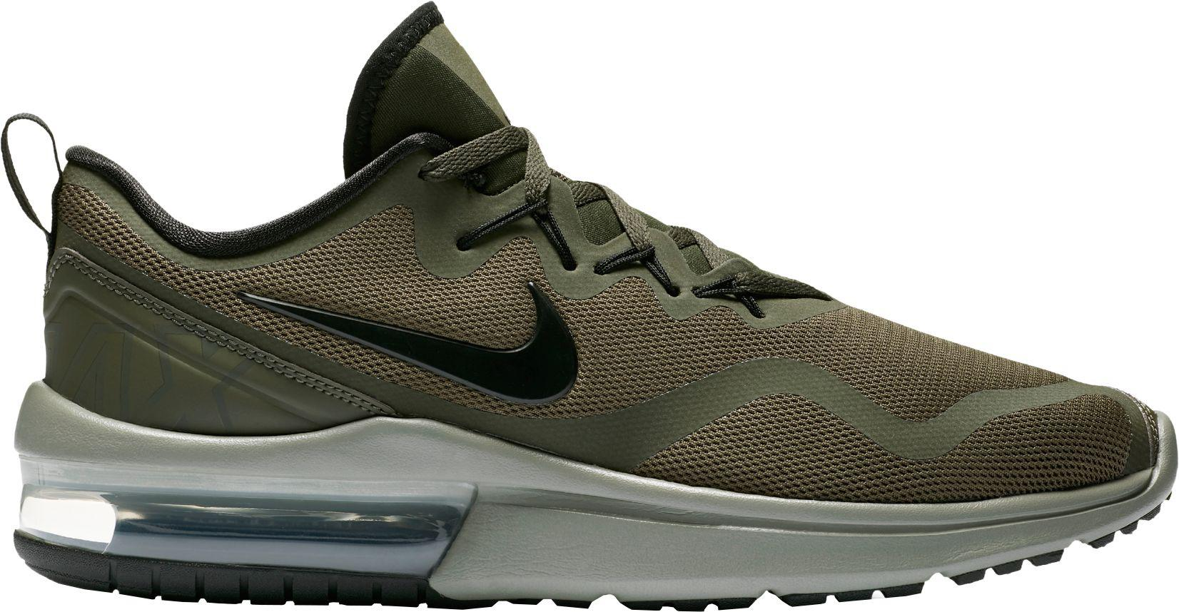 8bd9652d4a7ec7 Lyst - Nike Air Max Fury Running Shoes in Green for Men