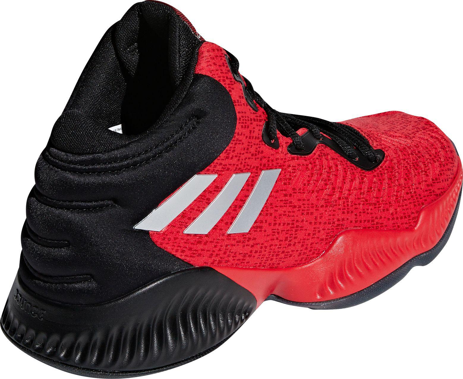 Mad Bounce 2018 Basketball Shoes in Red