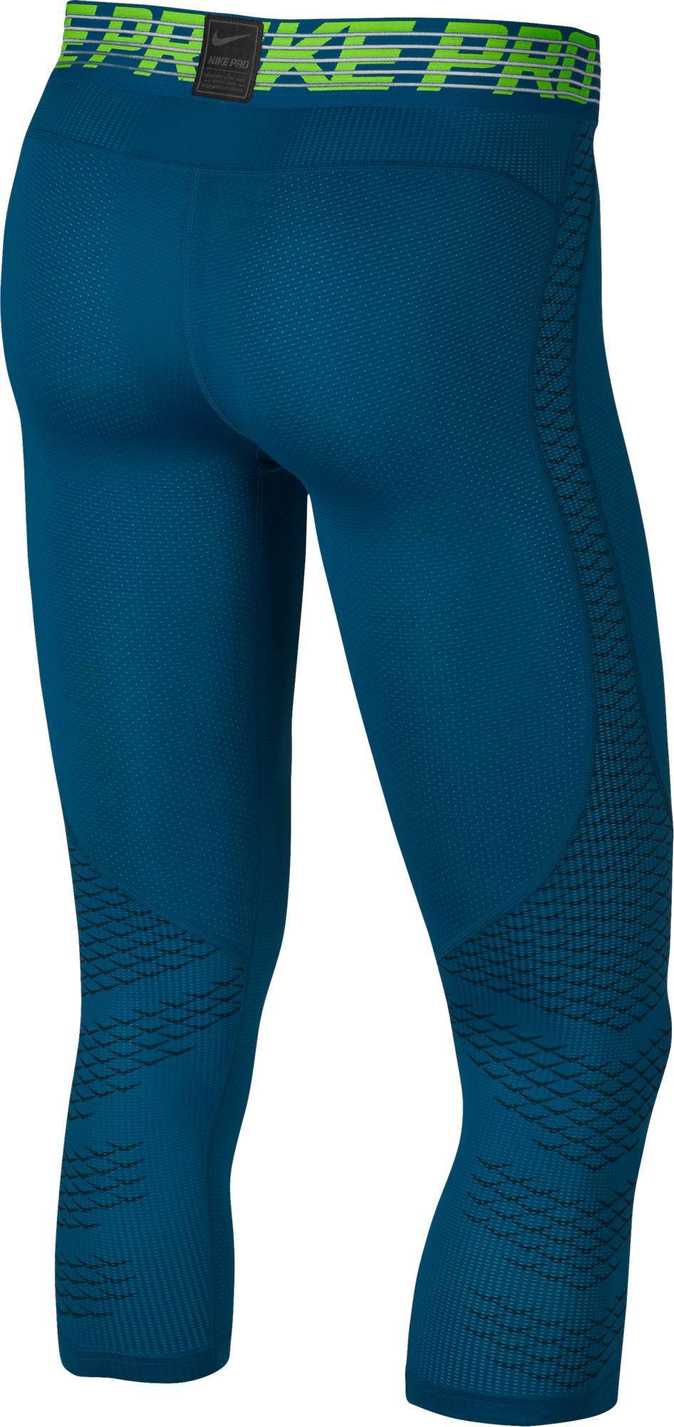Nike Pro Men's 34 Length Tights