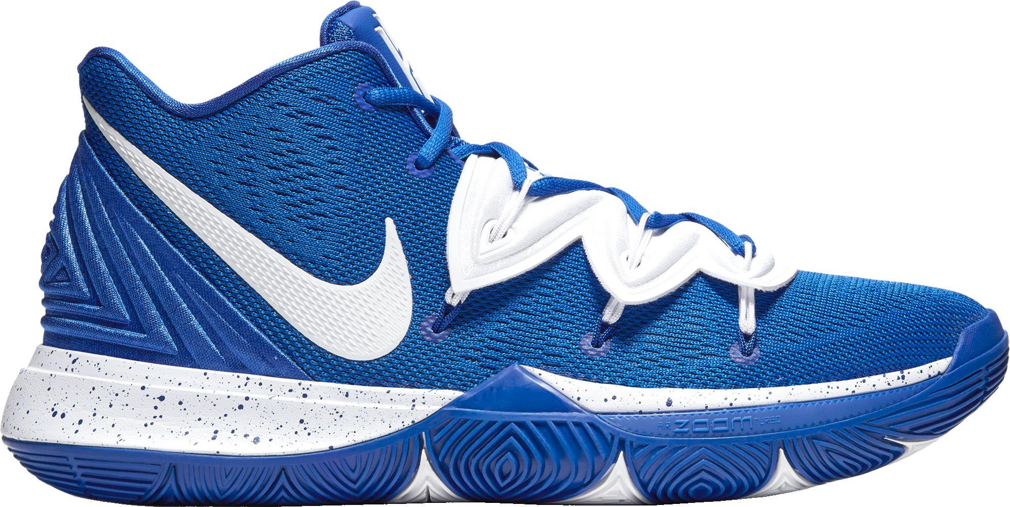 sustantivo golpear casamentero  kyrie 5 blue and white Sale Nike Basketball Shoes | Up to 65% Off Retail  Prices