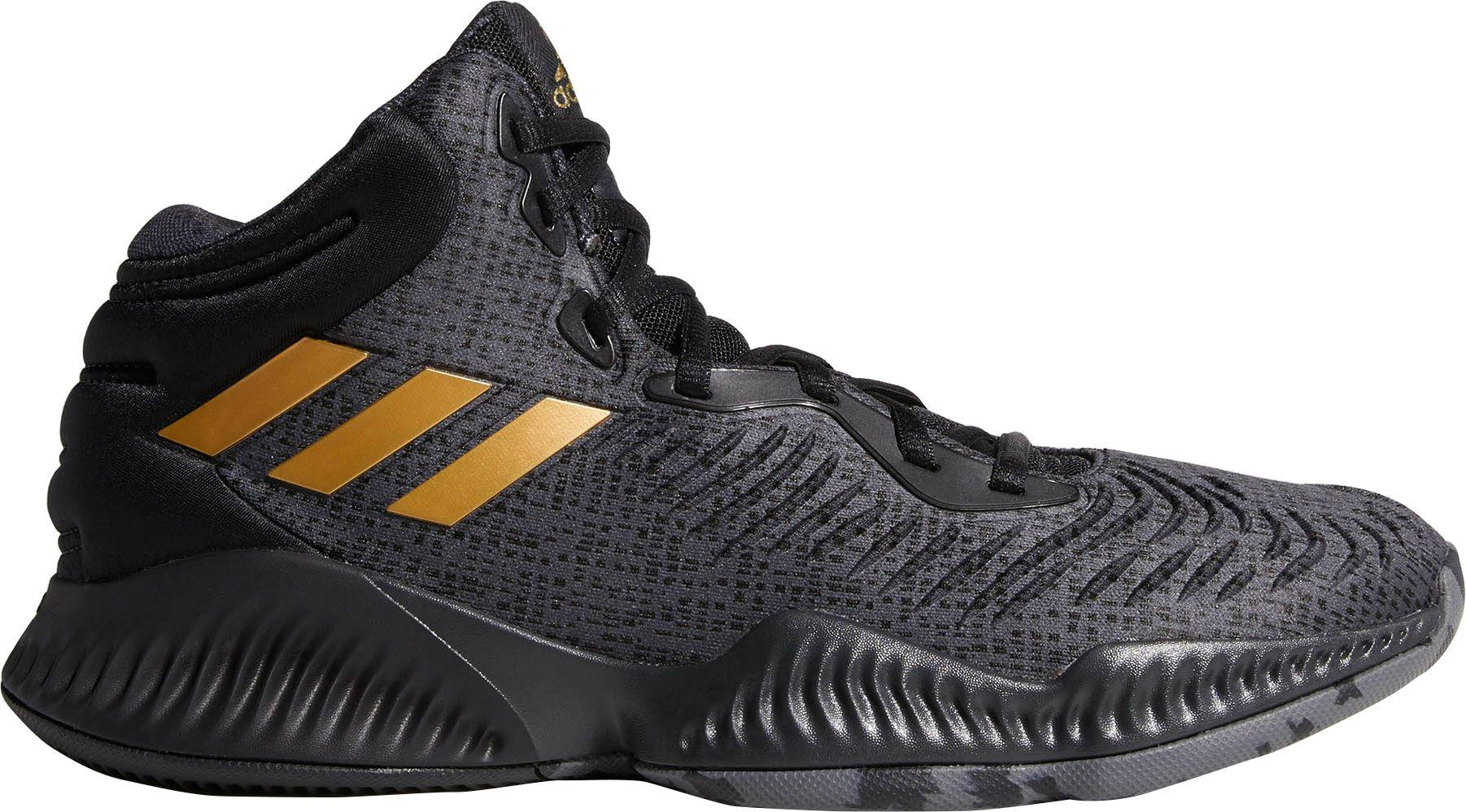 b5a97036451d55 Lyst - adidas Mad Bounce 2018 Basketball Shoes in Black for Men