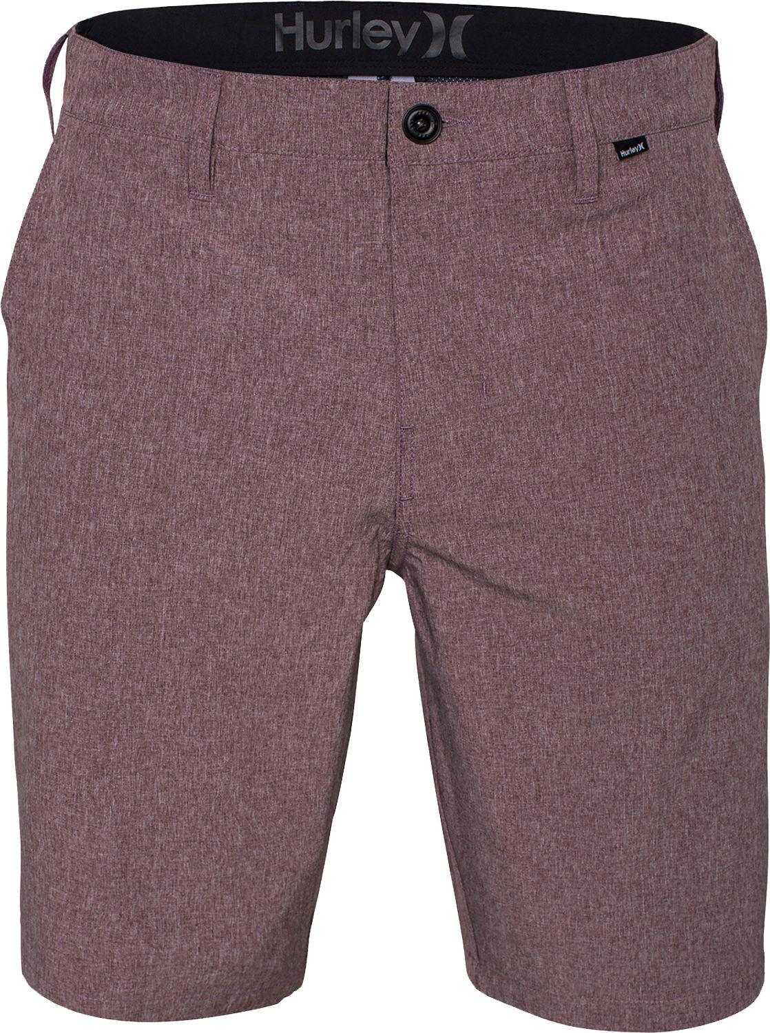 c61231812e16 Lyst - Hurley Phantom Boardwalk Hybrid Shorts in Purple for Men