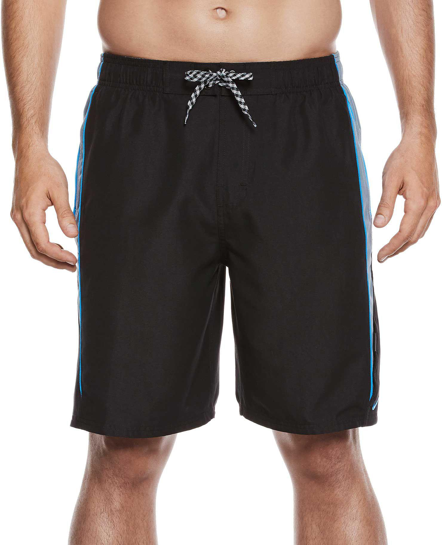 Nike Synthetic Core Contend Board Shorts in Black for Men ...